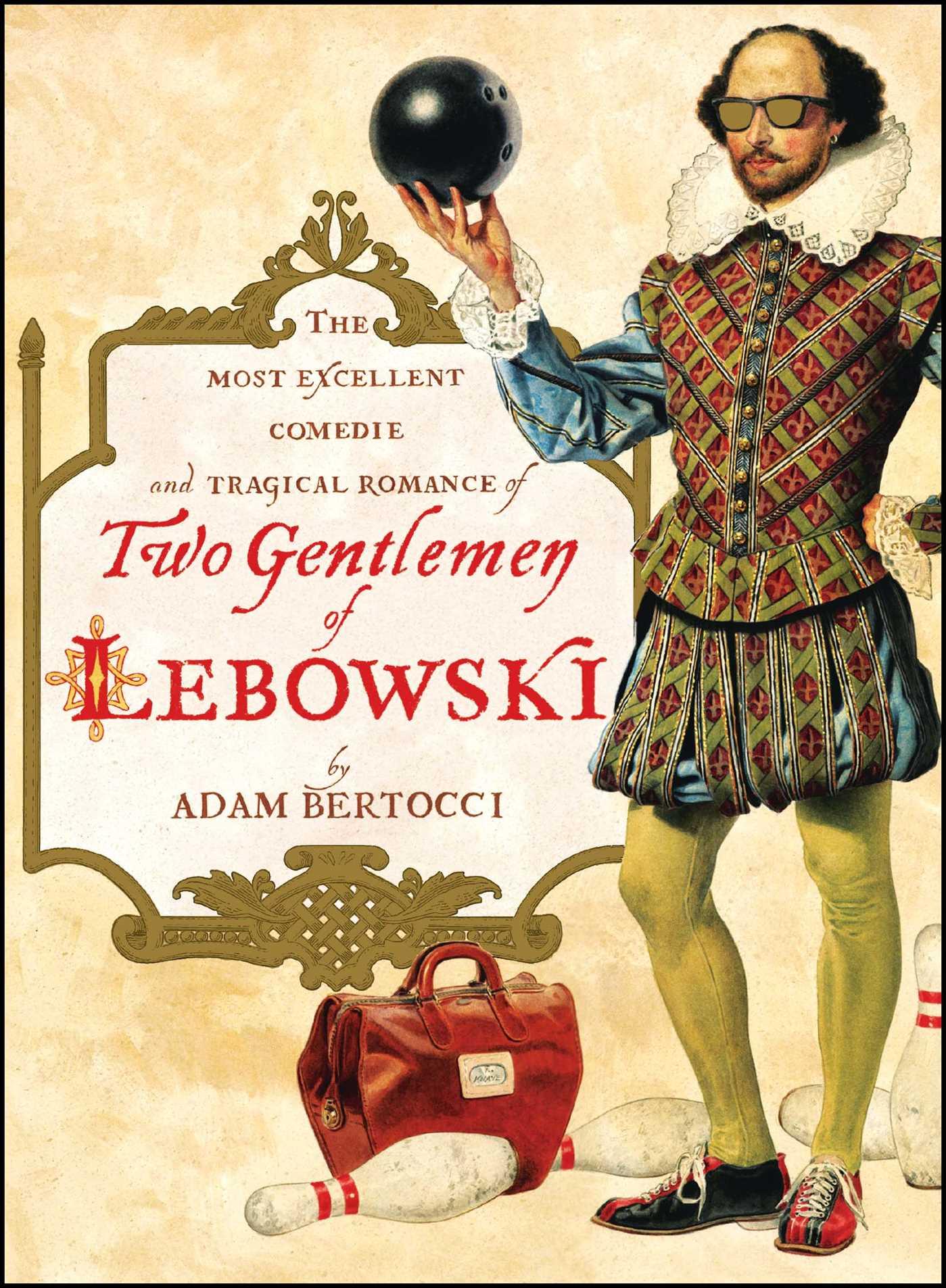 Two gentlemen of lebowski 9781451605839 hr