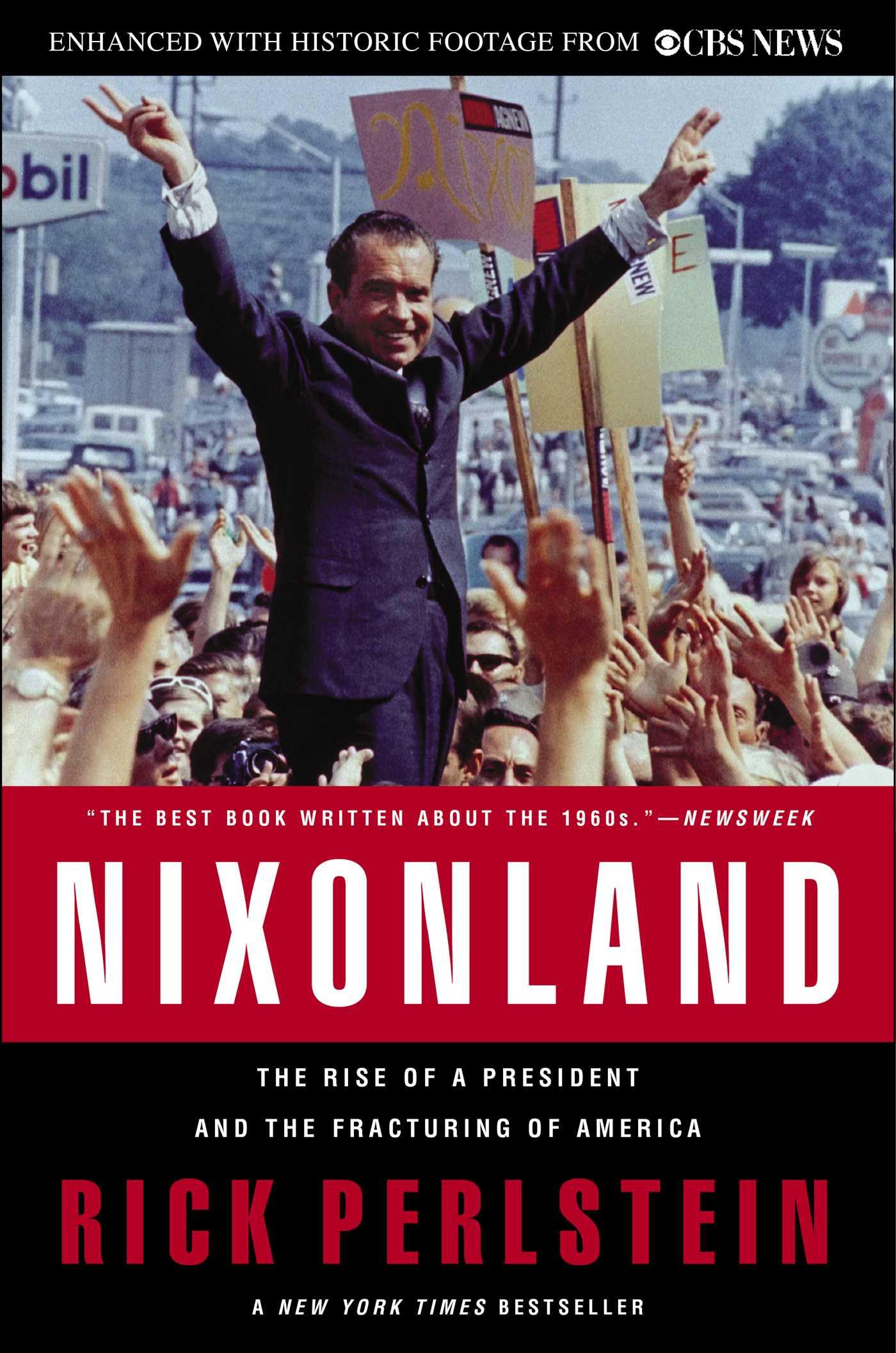 Nixonland 9781451606263 hr