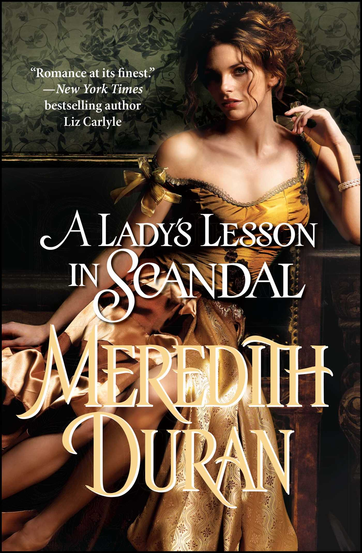 A ladys lesson in scandal 9781451606997 hr