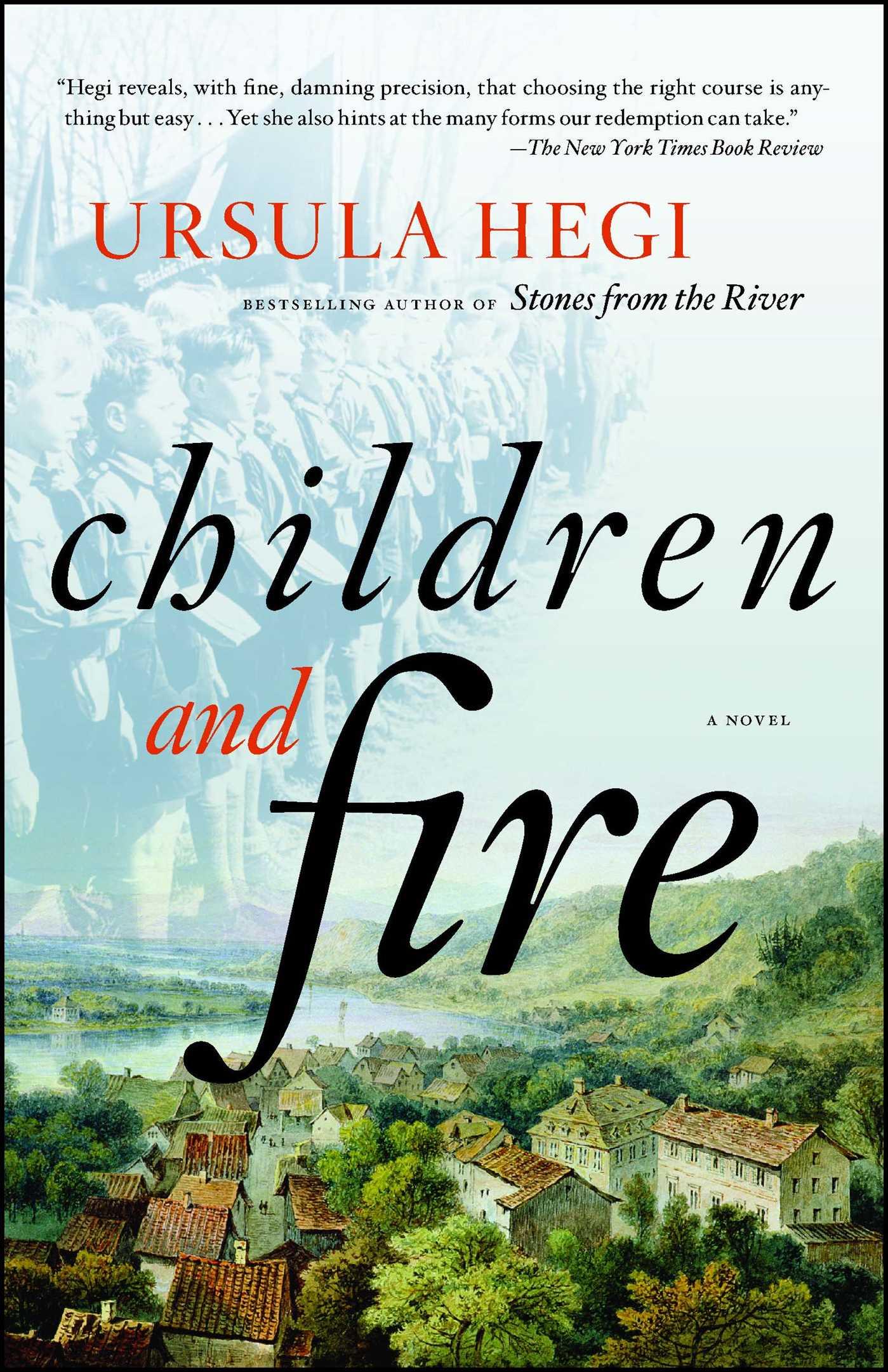 Children and fire 9781451608304 hr