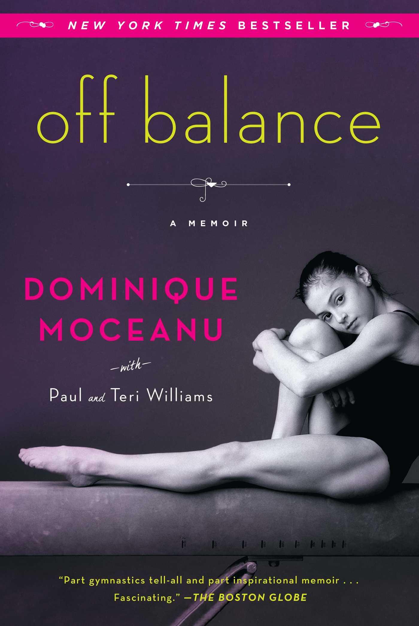 Off balance 9781451608663 hr