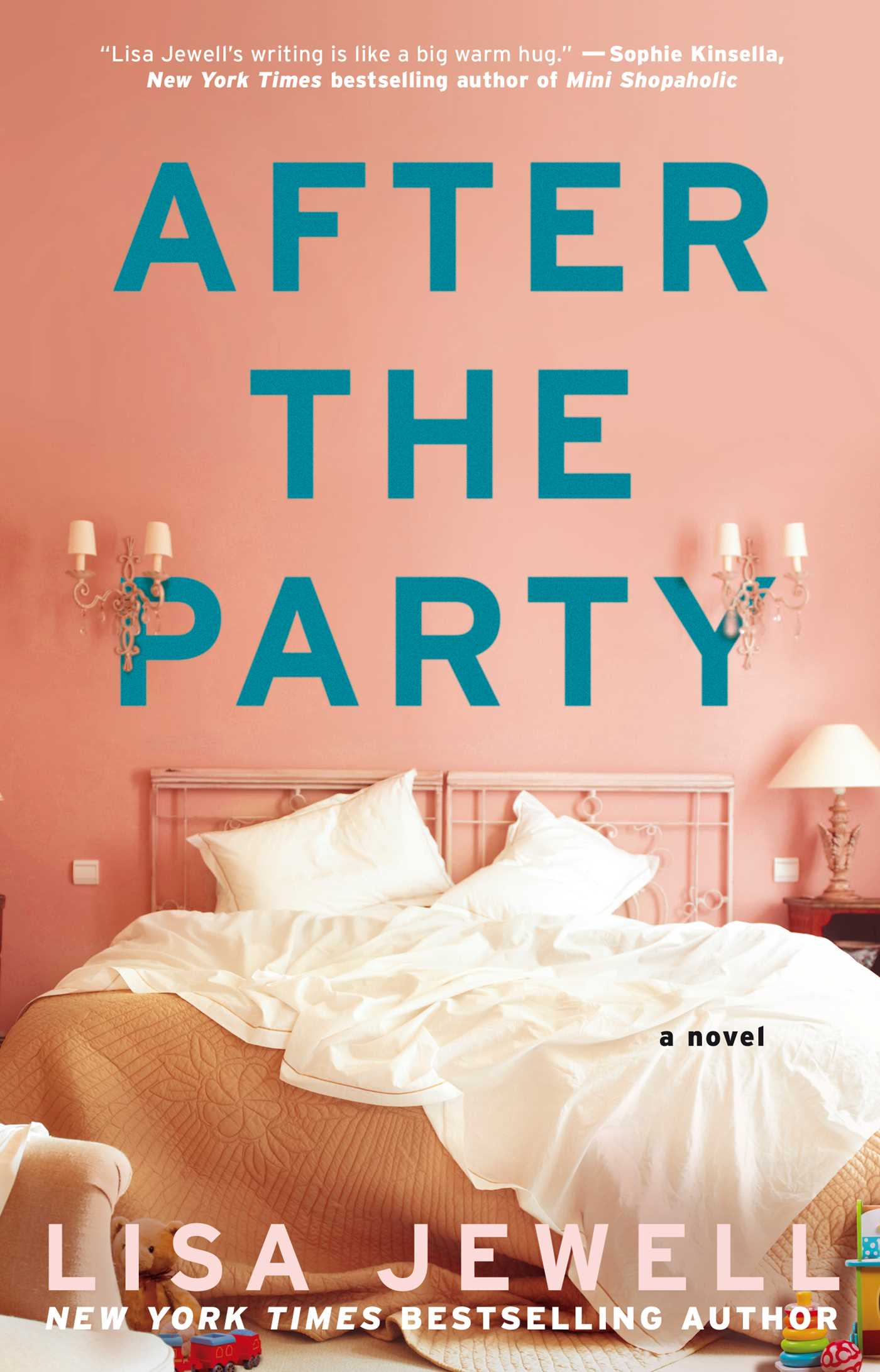 After the party 9781451609127 hr