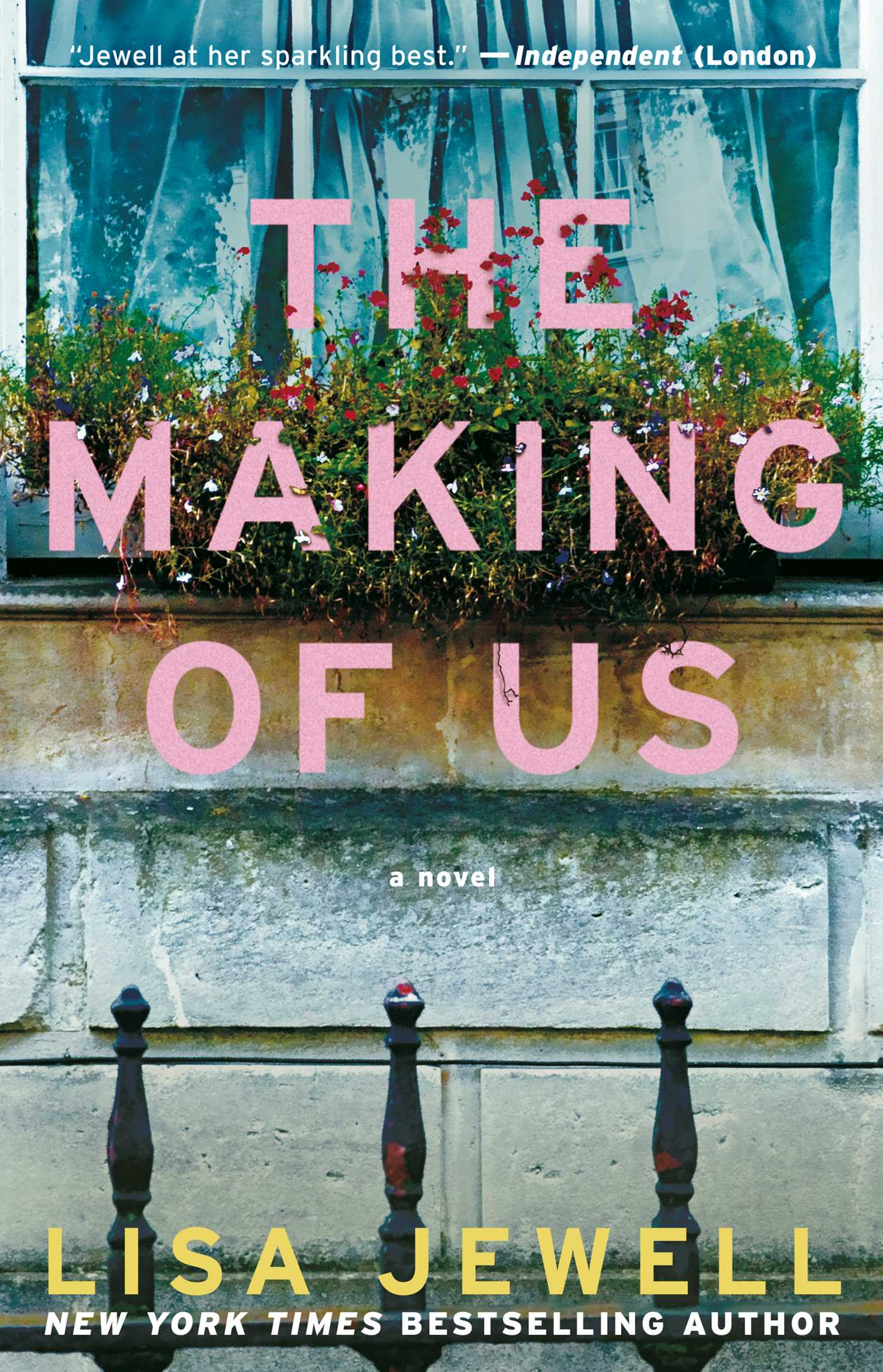 The making of us 9781451609134 hr