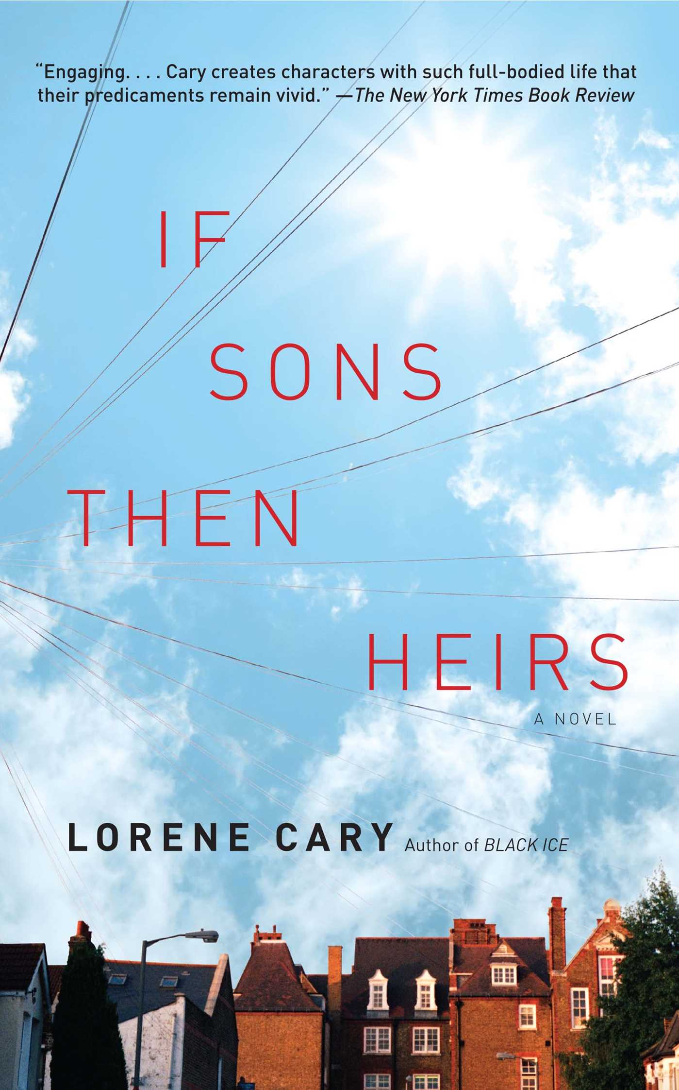 If sons then heirs 9781451610239 hr