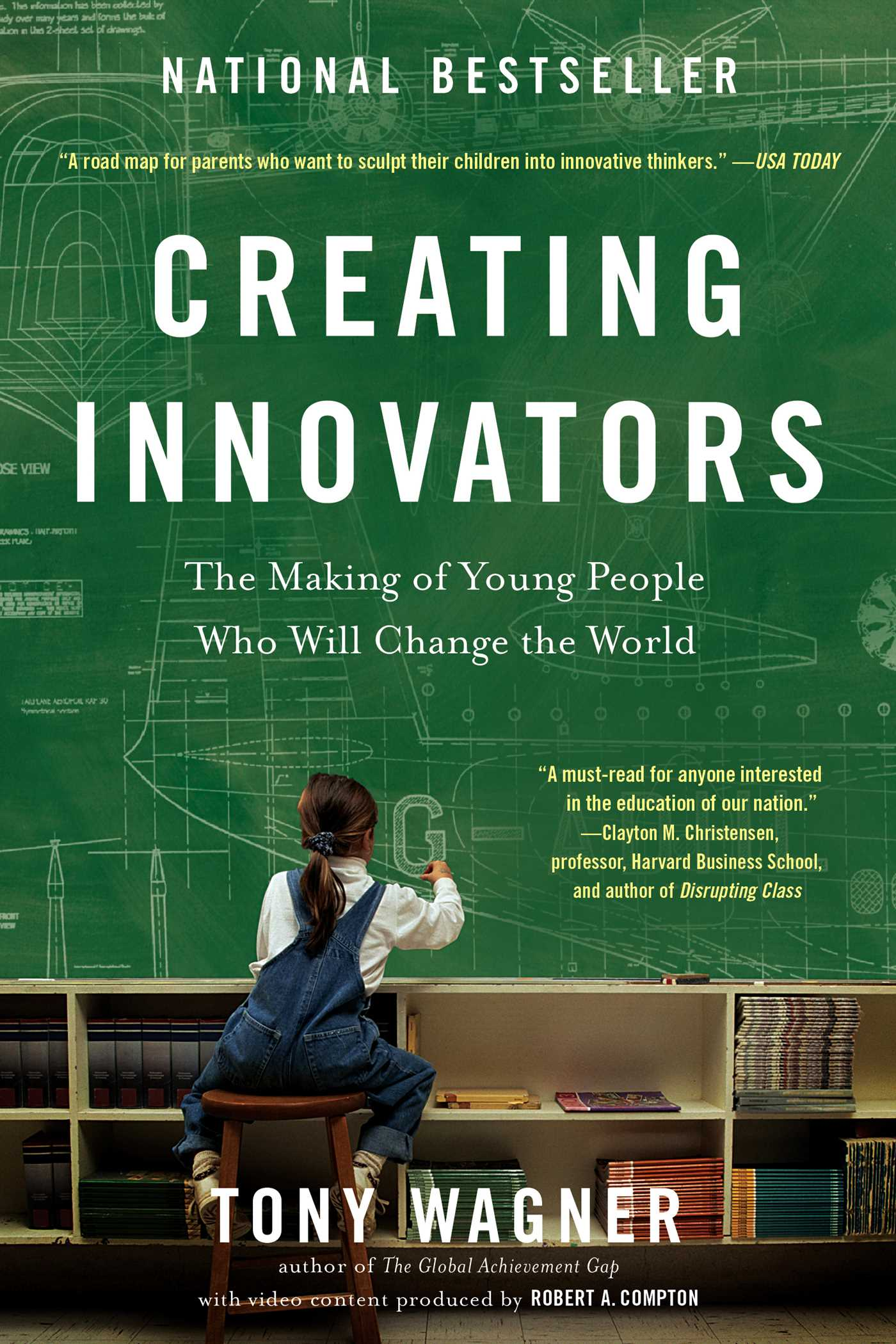 Creating Innovators Book By Tony Wagner Official Publisher Page