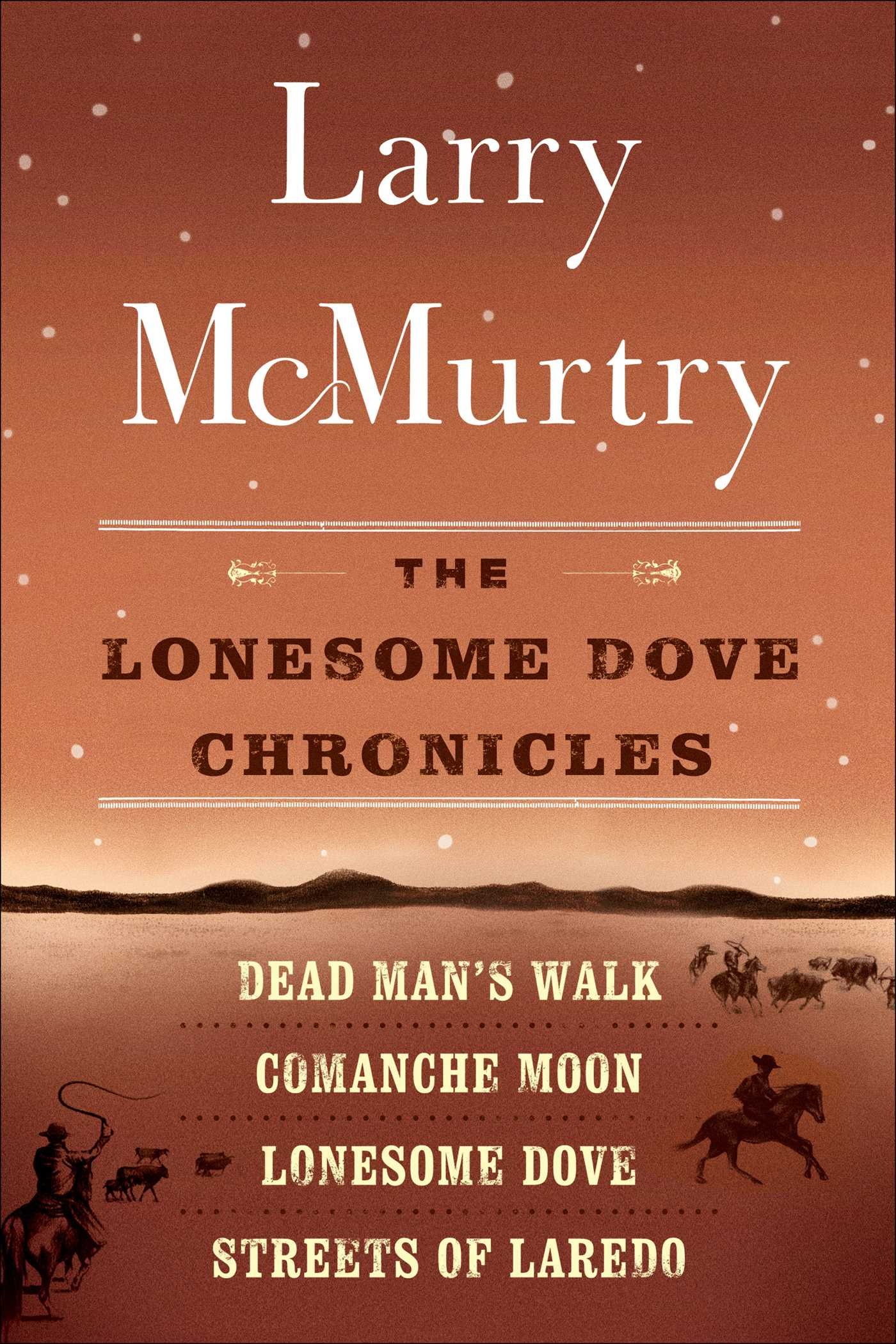 mcmurtry lonesome  The Lonesome Dove Series eBook by Larry McMurtry | Official ...