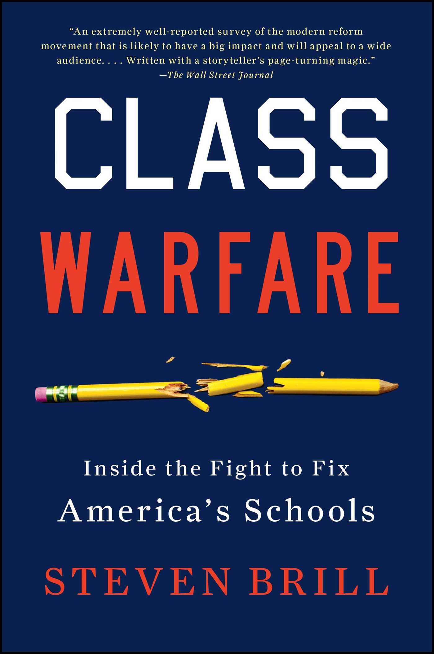 Class warfare 9781451612011 hr