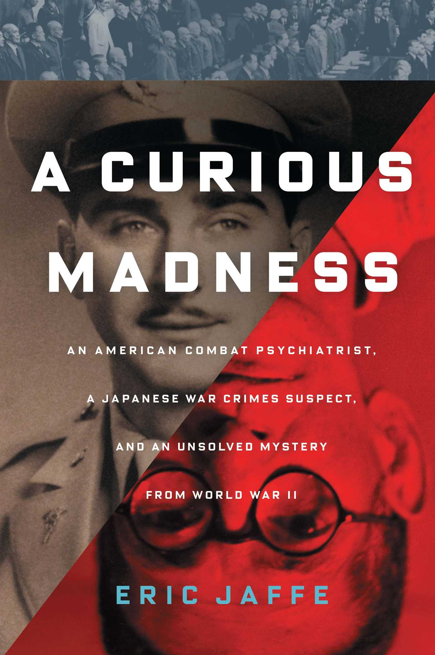 A curious madness 9781451612110 hr