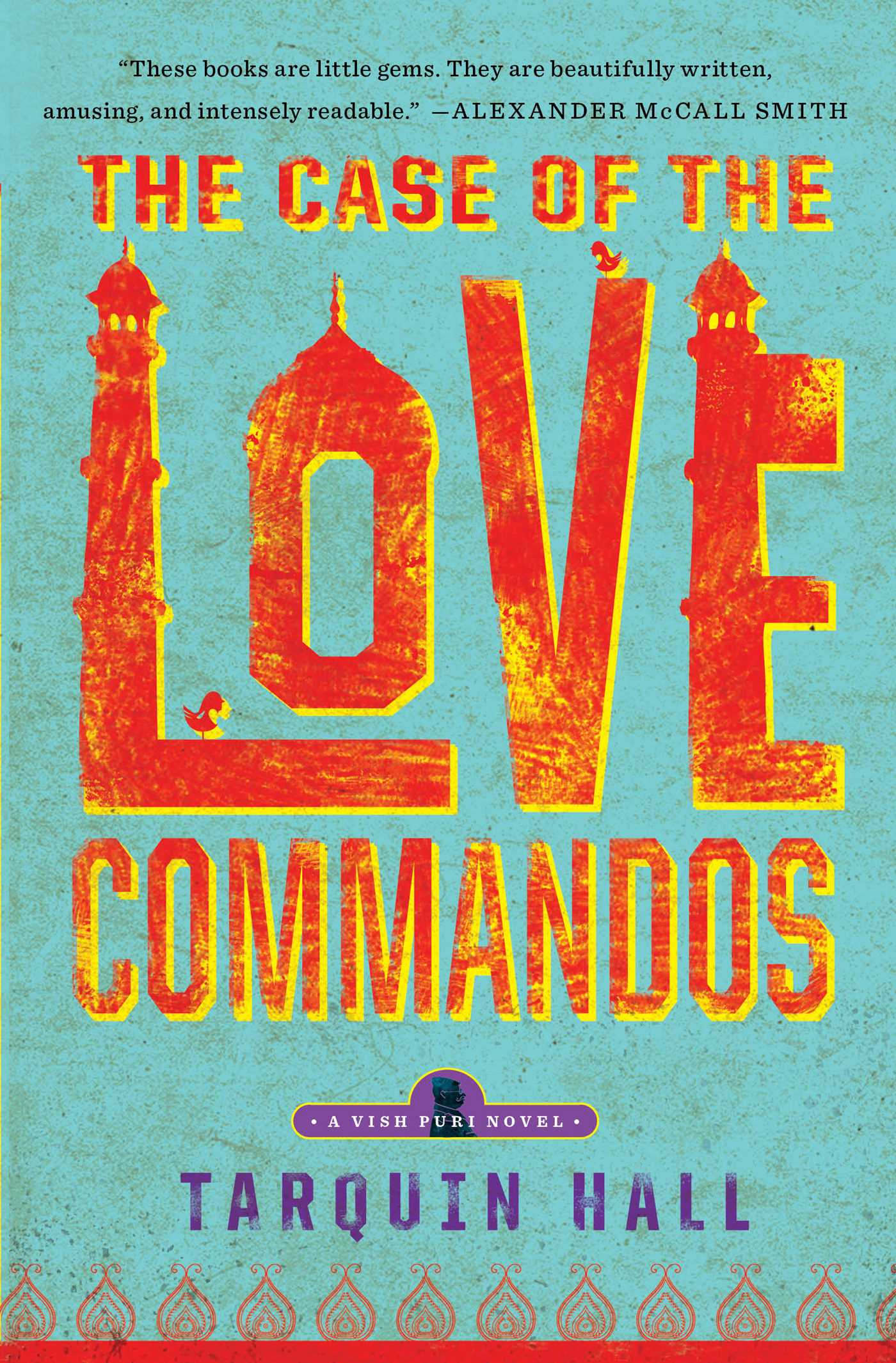 Case of the love commandos 9781451613285 hr