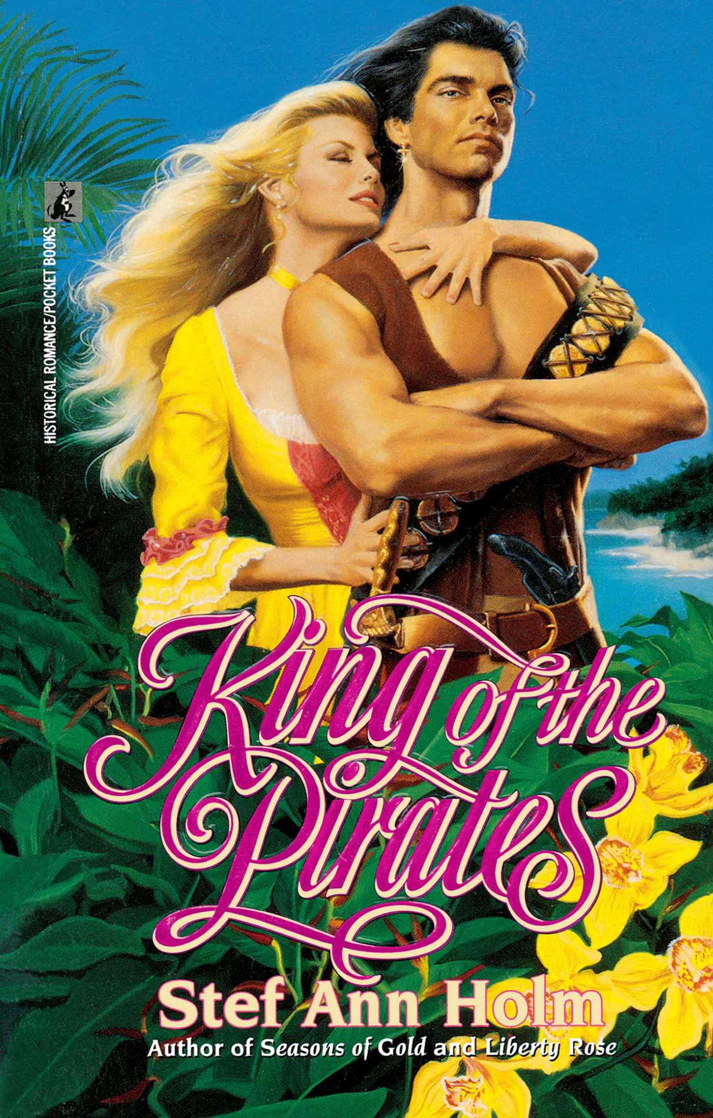 King of the pirates 9781451614138 hr