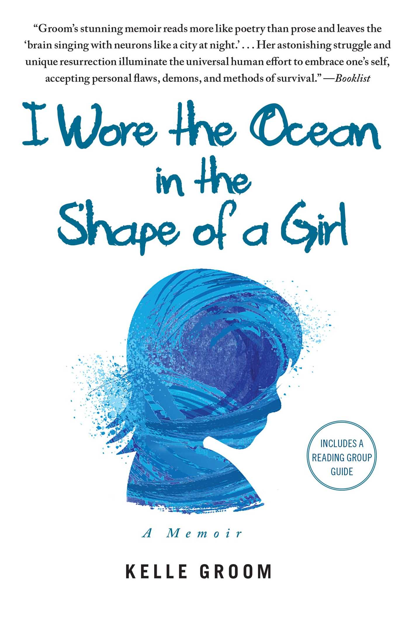 I wore the ocean in the shape of a girl 9781451616705 hr
