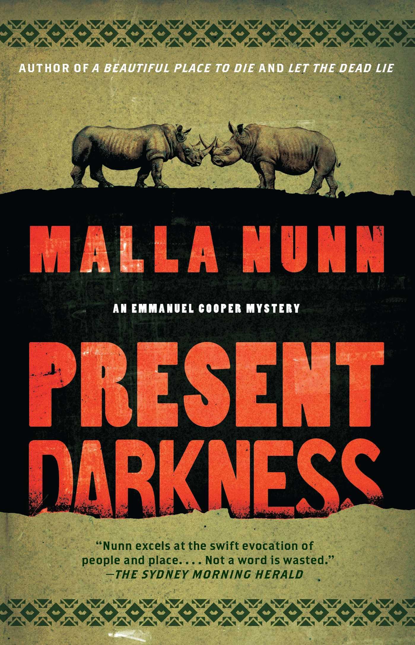 Present darkness 9781451616965 hr