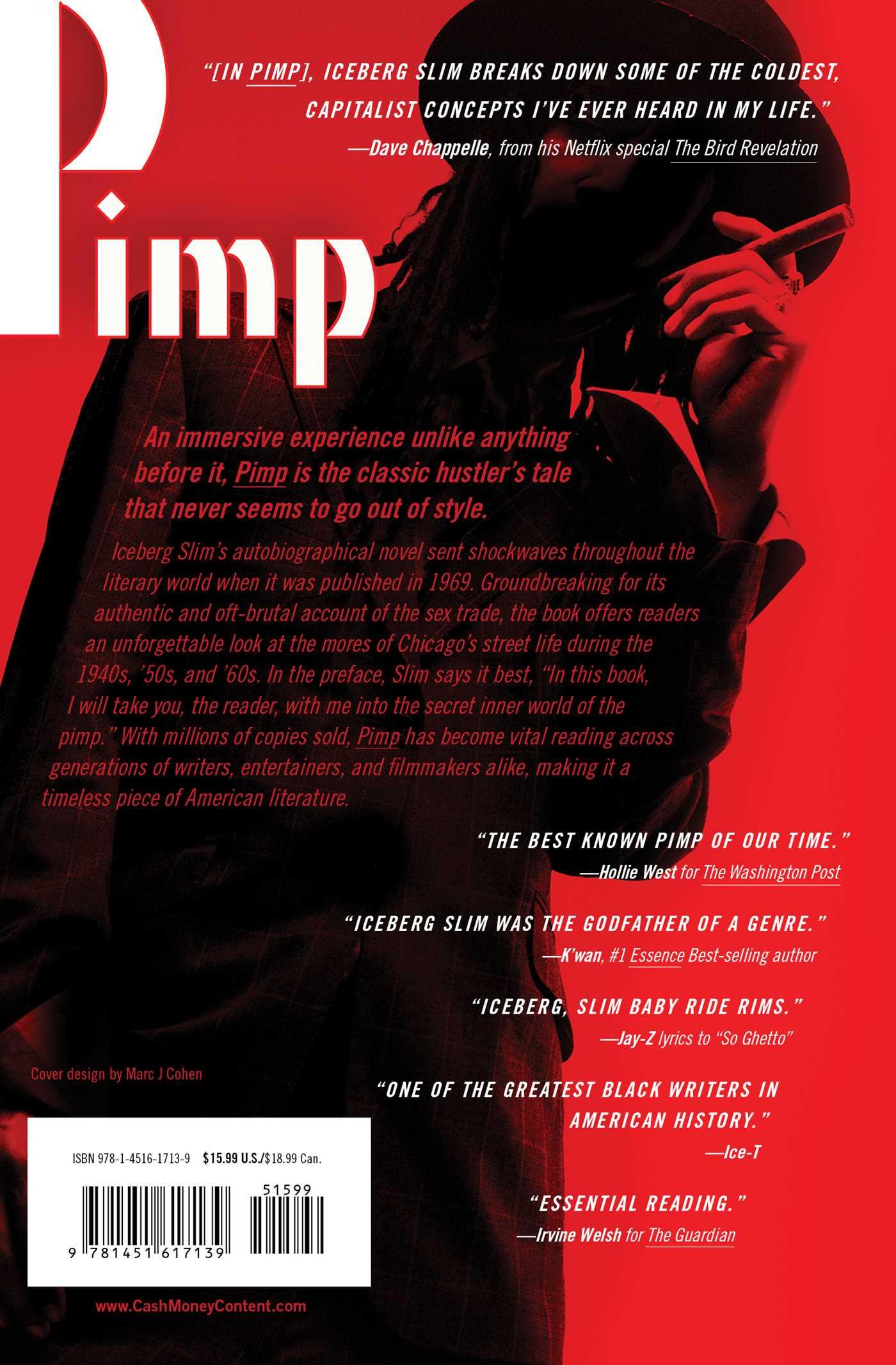Pimp 9781451617139 hr back