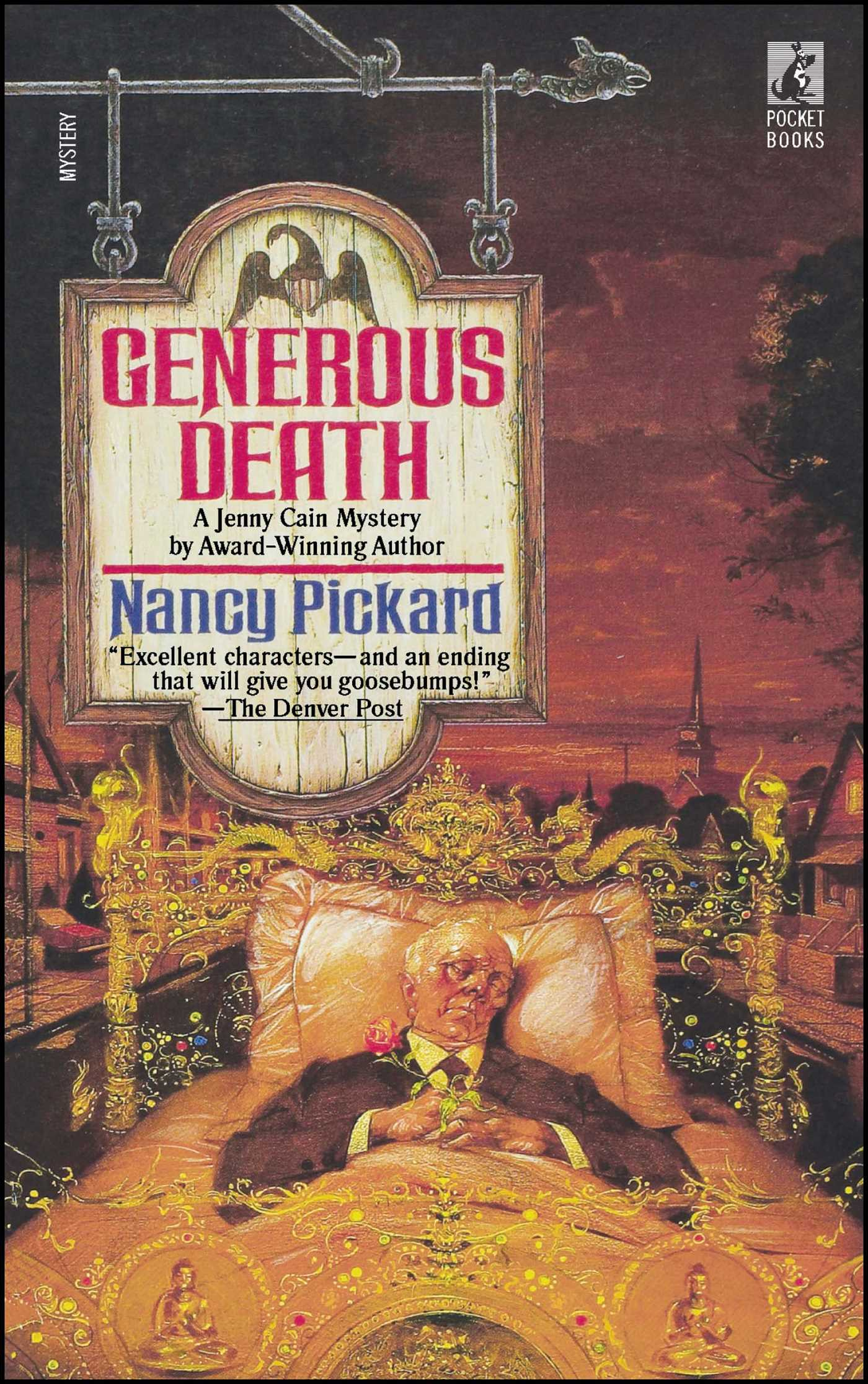 Generous death 9781451617610 hr