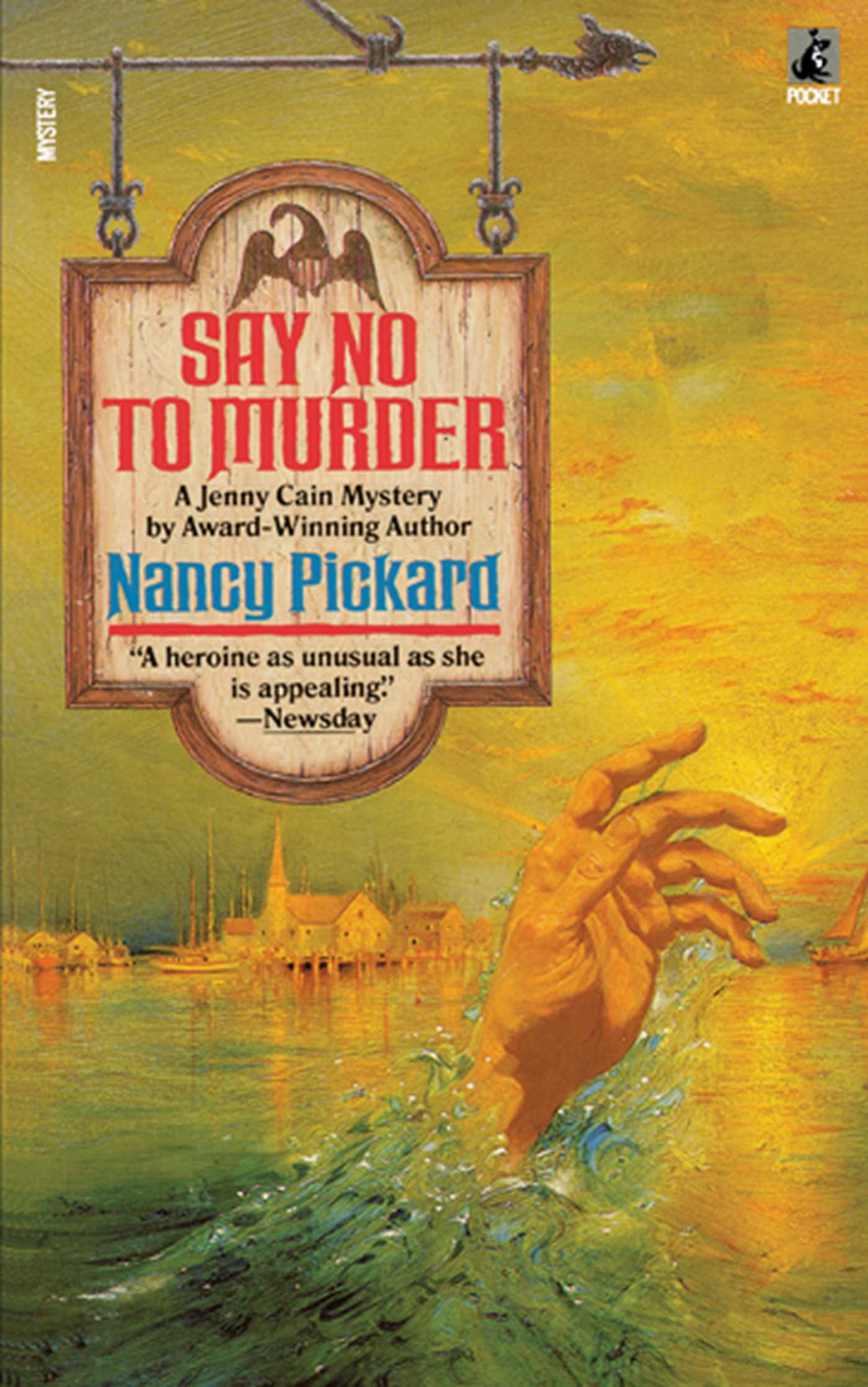 Say no to murder 9781451617689 hr