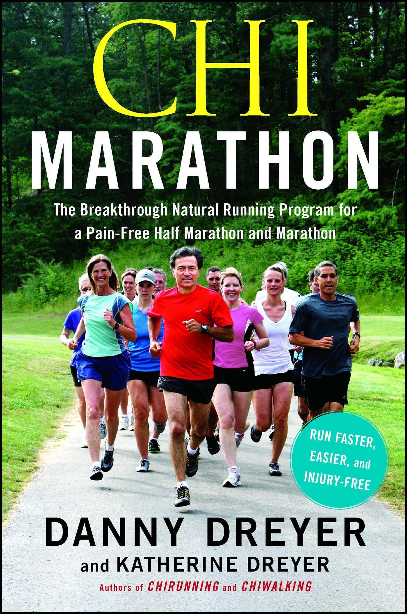 Chi marathon 9781451617993 hr