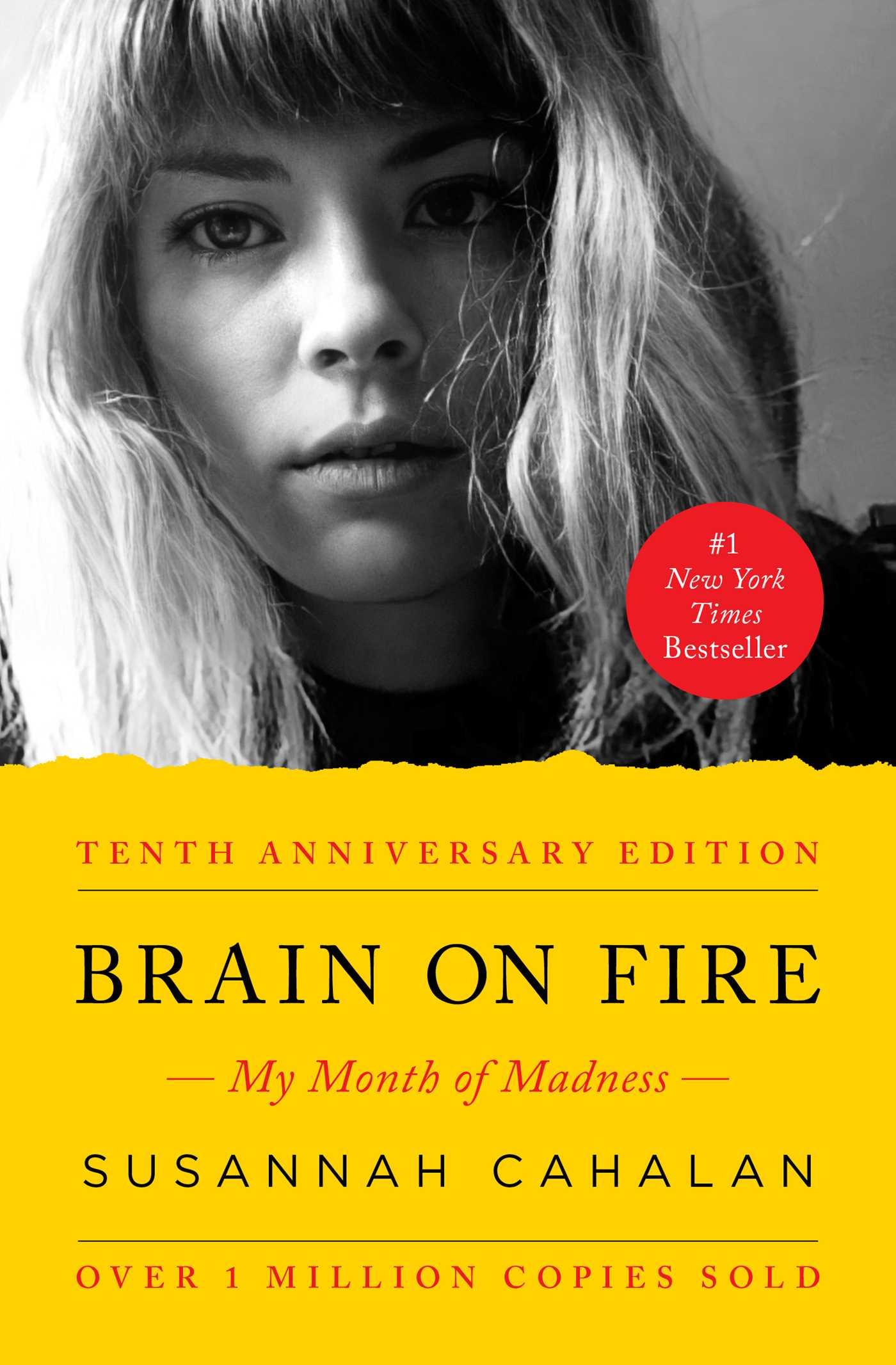 Brain on fire 9781451621396 hr