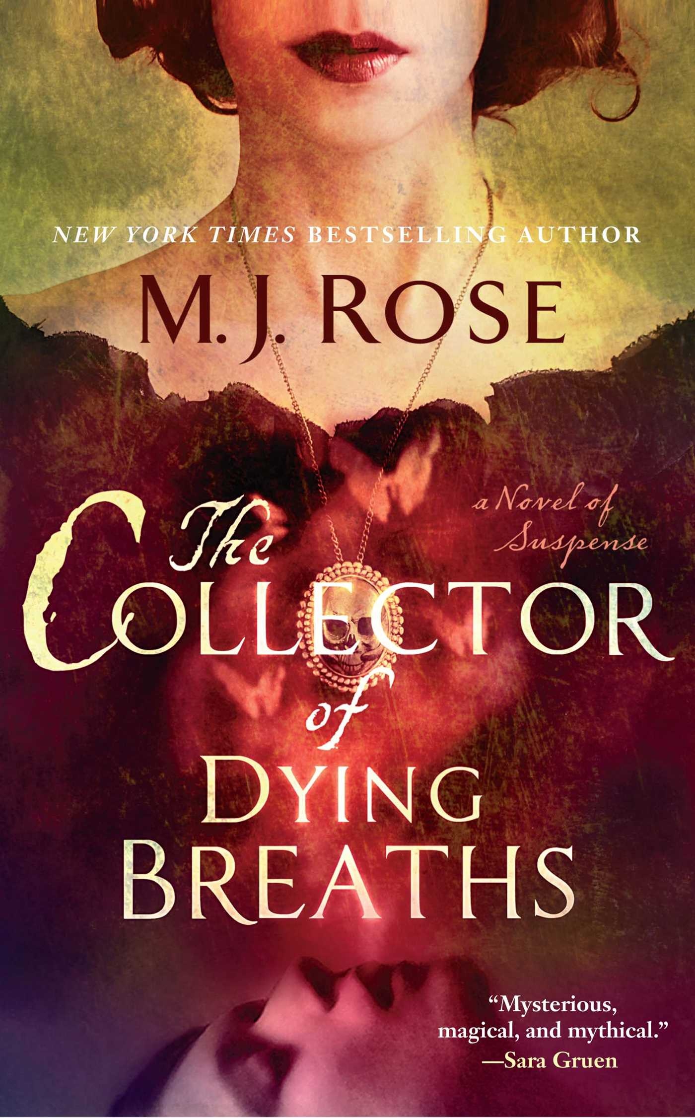 The collector of dying breaths 9781451621549 hr