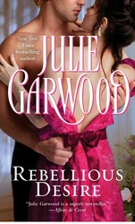 Rebellious Desire book cover