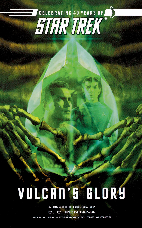Star trek the original series vulcans glory 9781451623345 hr