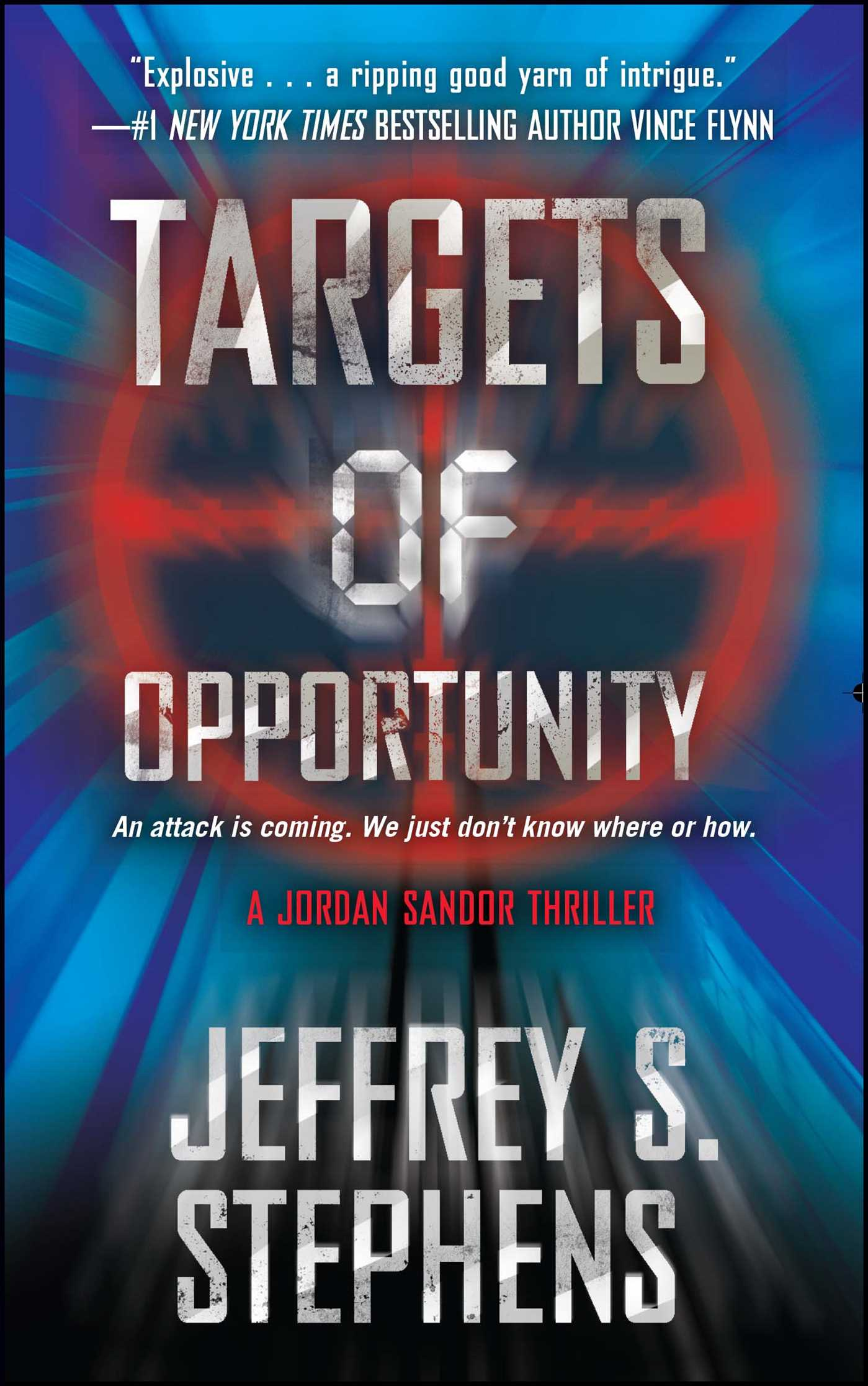Targets of opportunity 9781451624335 hr