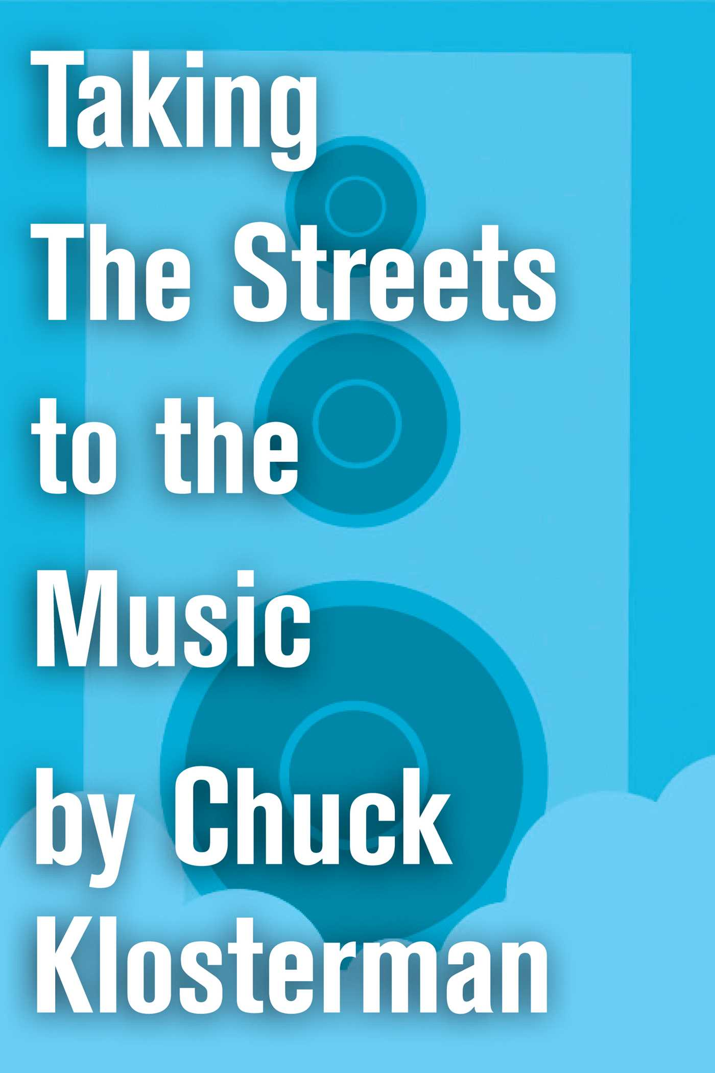 Taking the streets to the music 9781451624700 hr