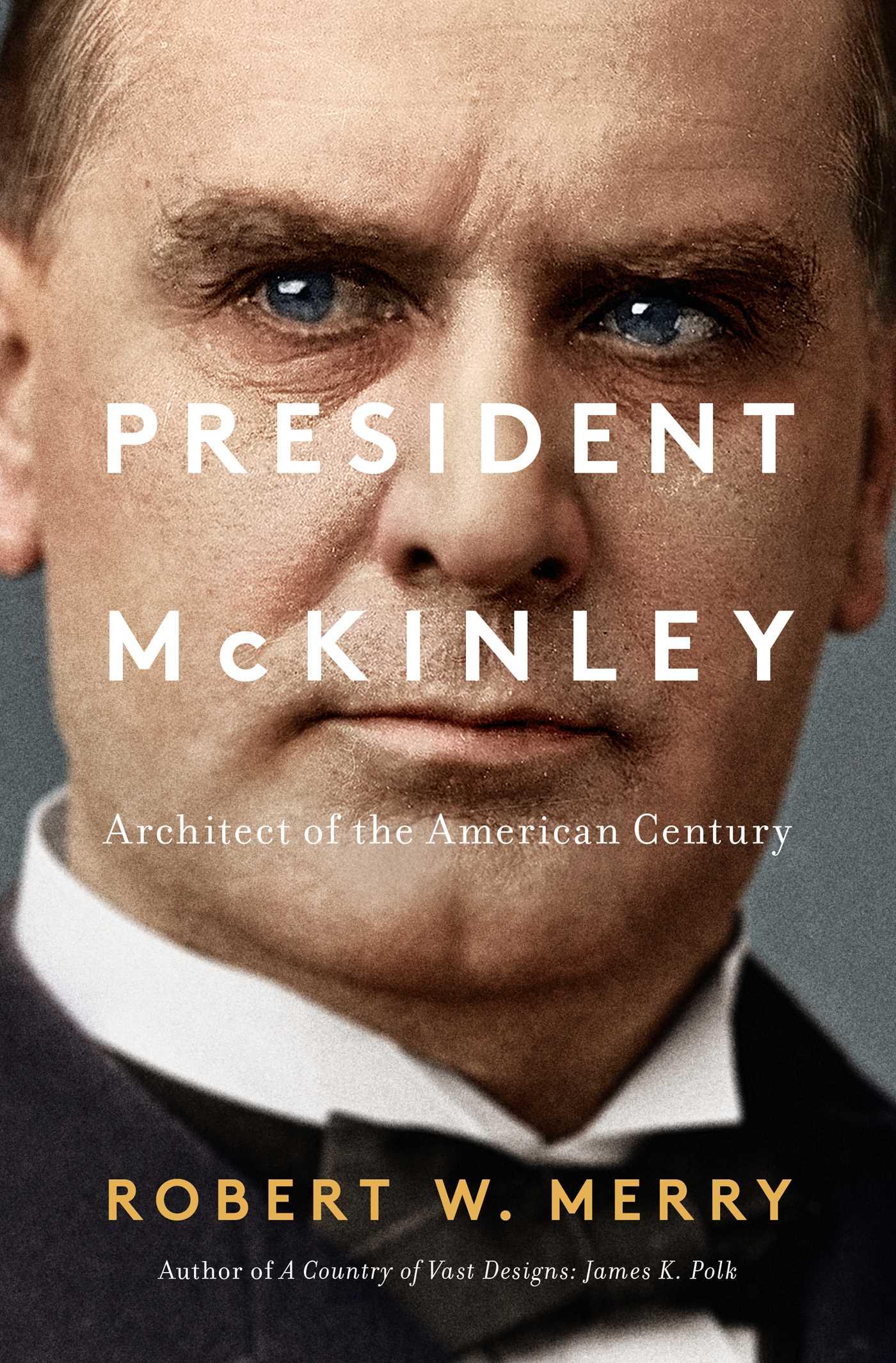 President mckinley 9781451625448 hr
