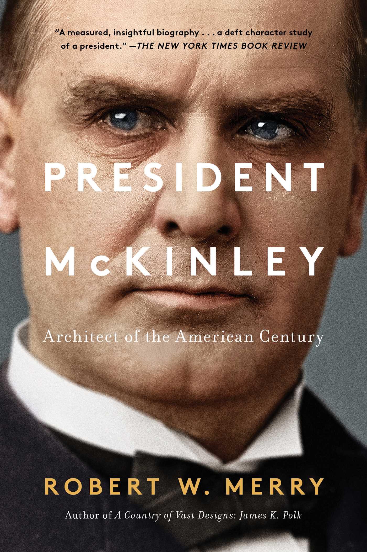 President mckinley 9781451625455 hr