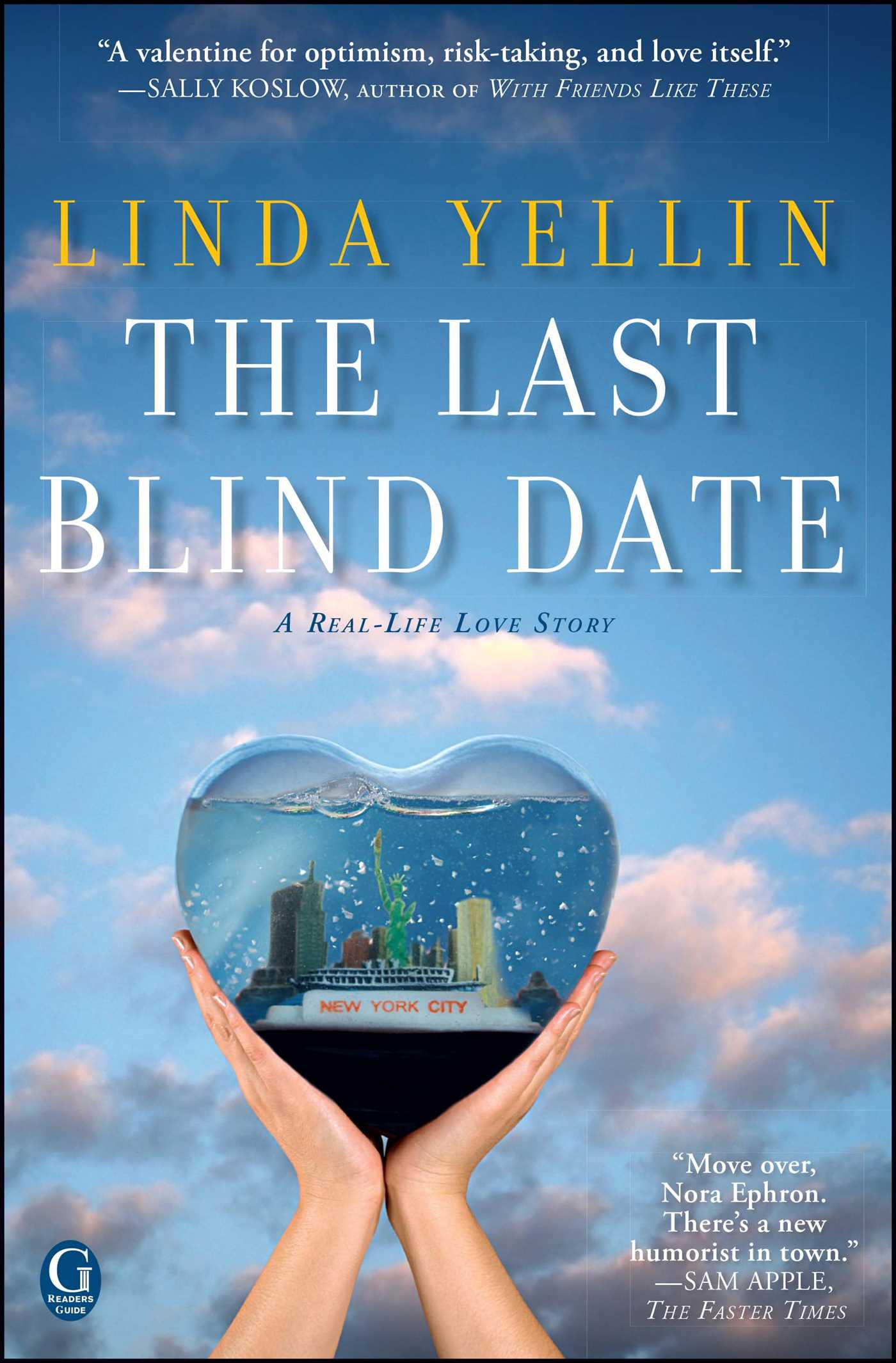 The last blind date 9781451625899 hr