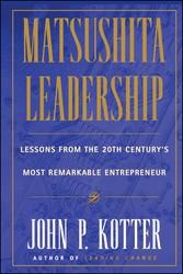 Matsushita leadership 9781451625943
