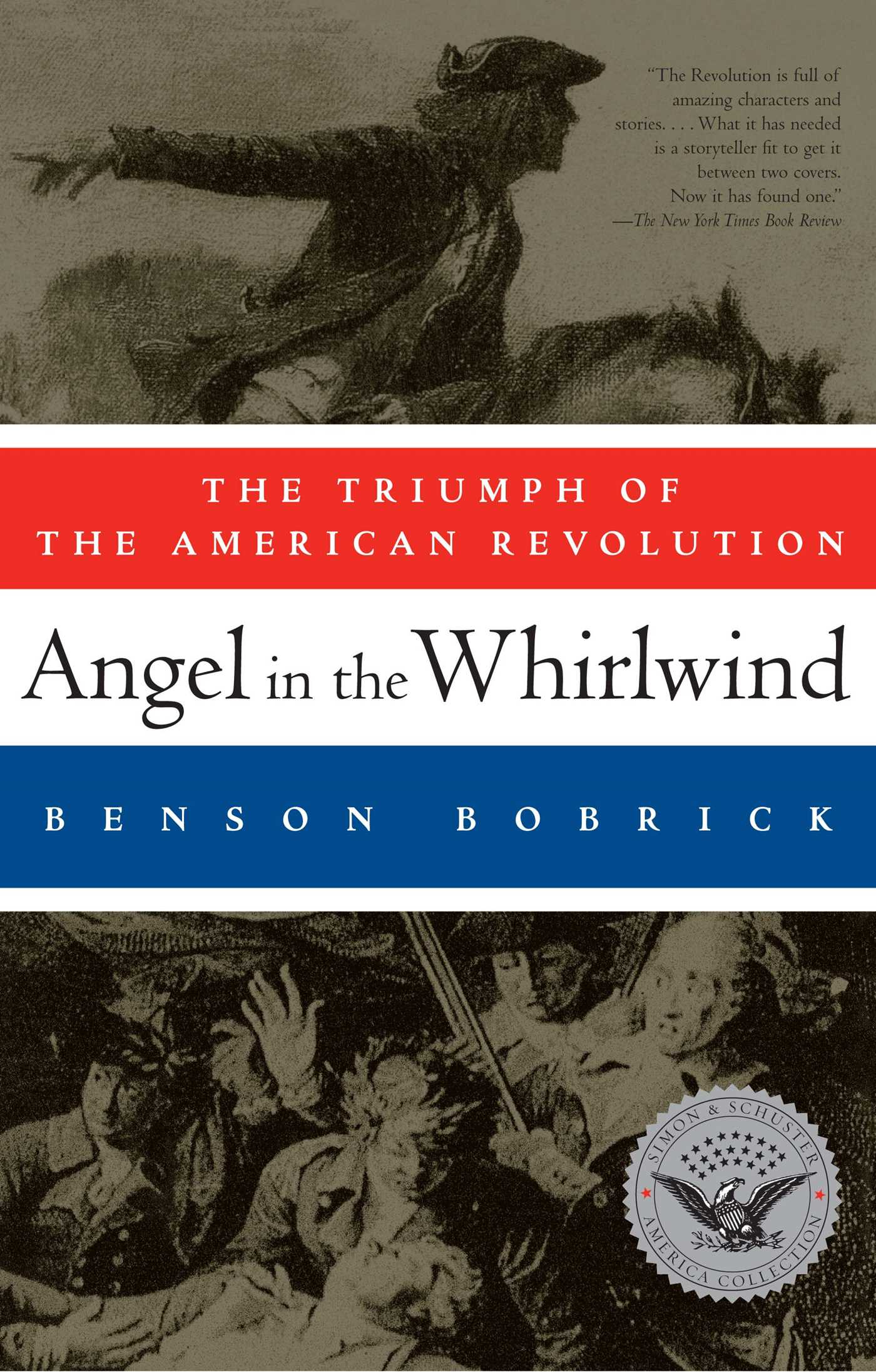 Angel in the whirlwind 9781451626995 hr