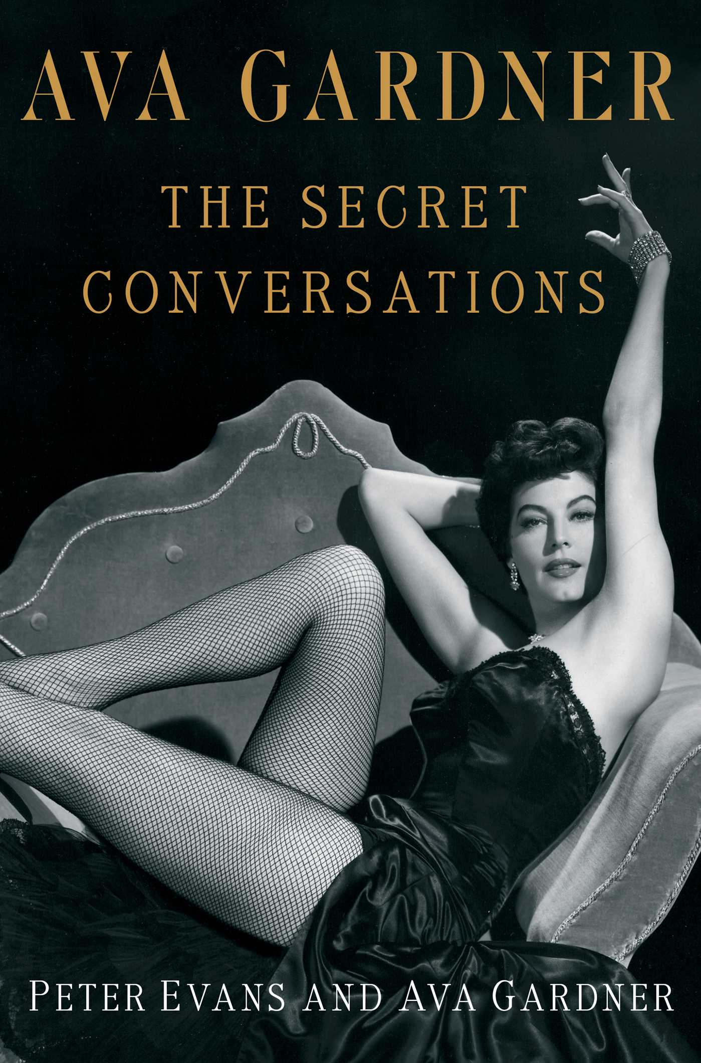 Ava gardner the secret conversations 9781451627718 hr