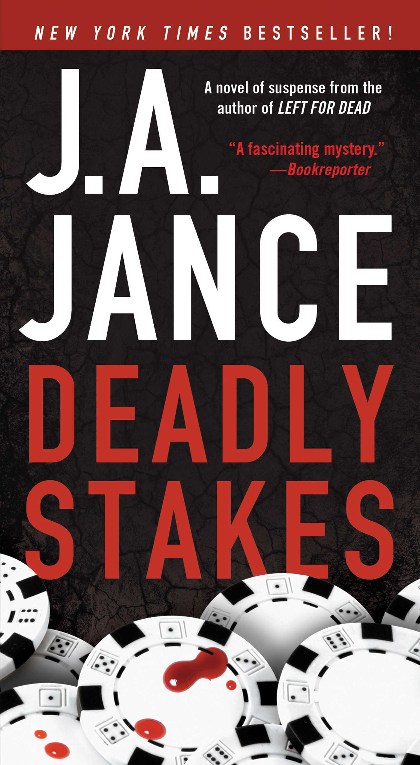Deadly stakes 9781451628692 hr