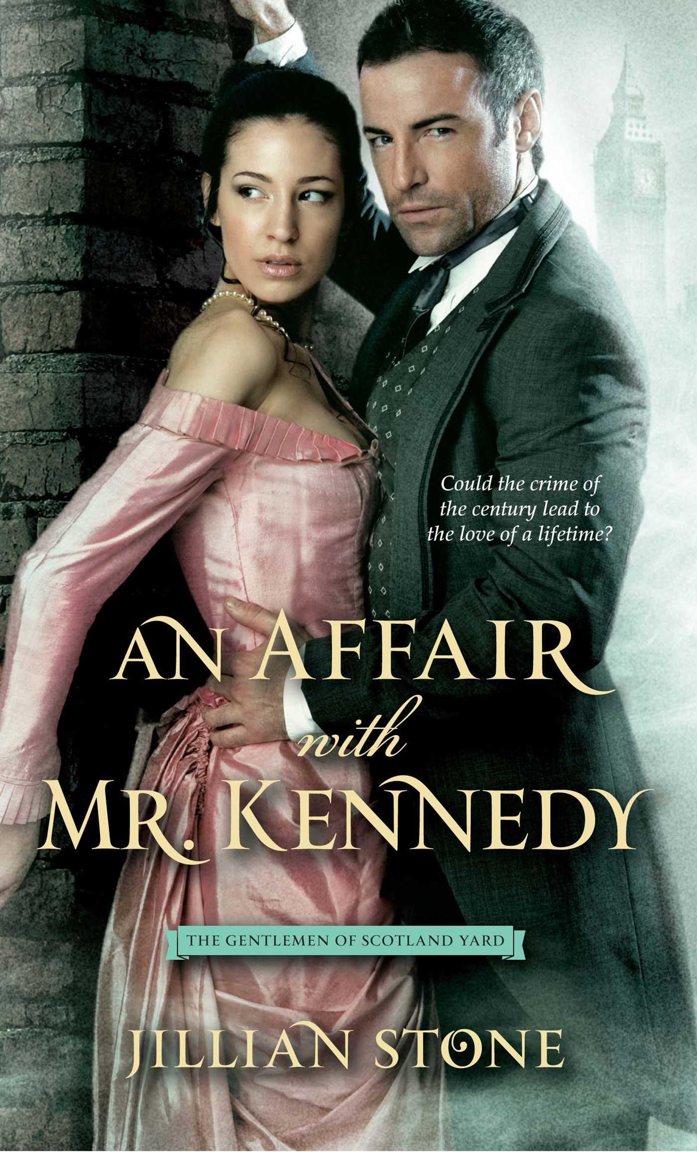 An affair with mr kennedy 9781451629071 hr