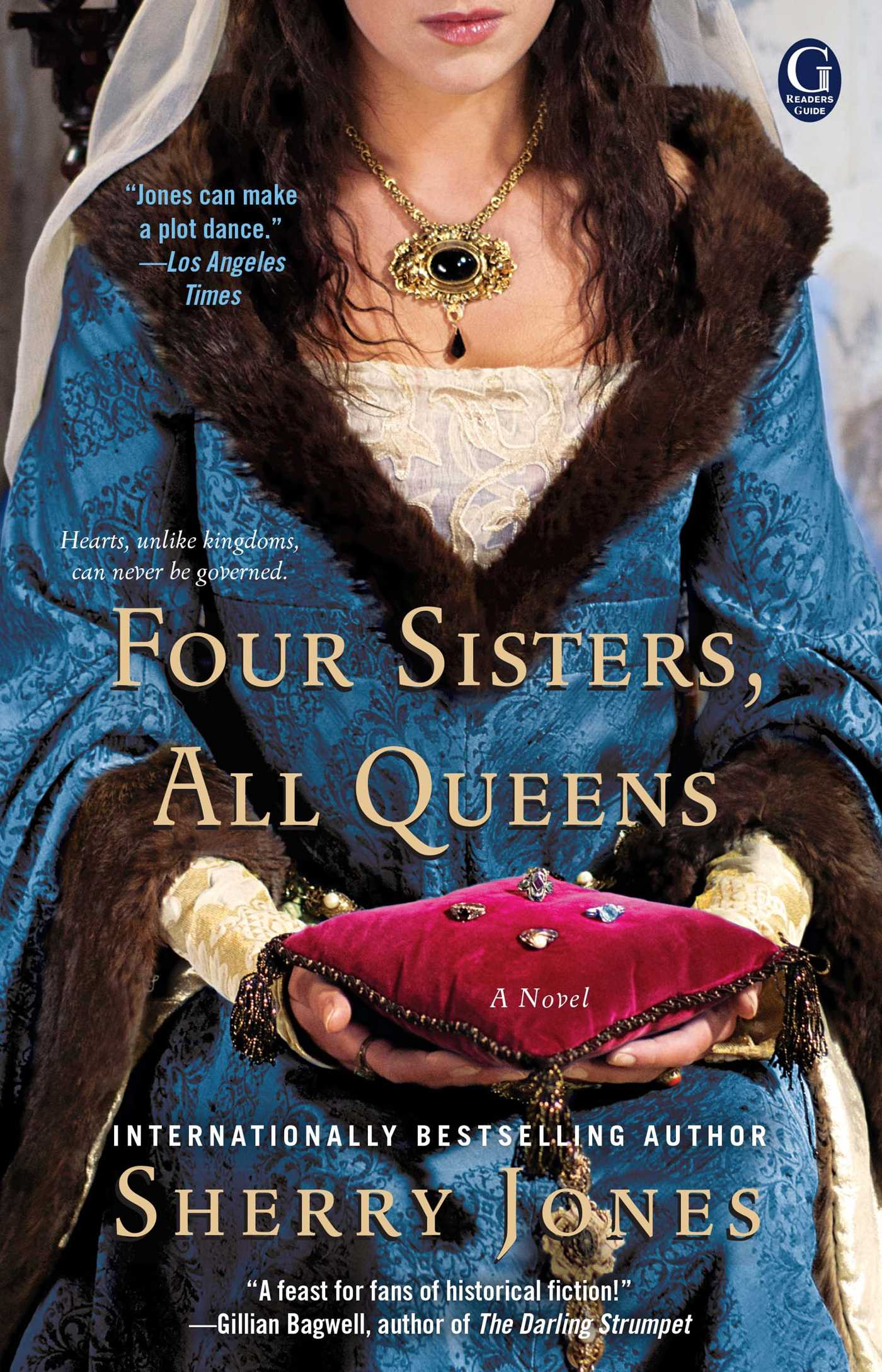 Four sisters all queens 9781451633245 hr