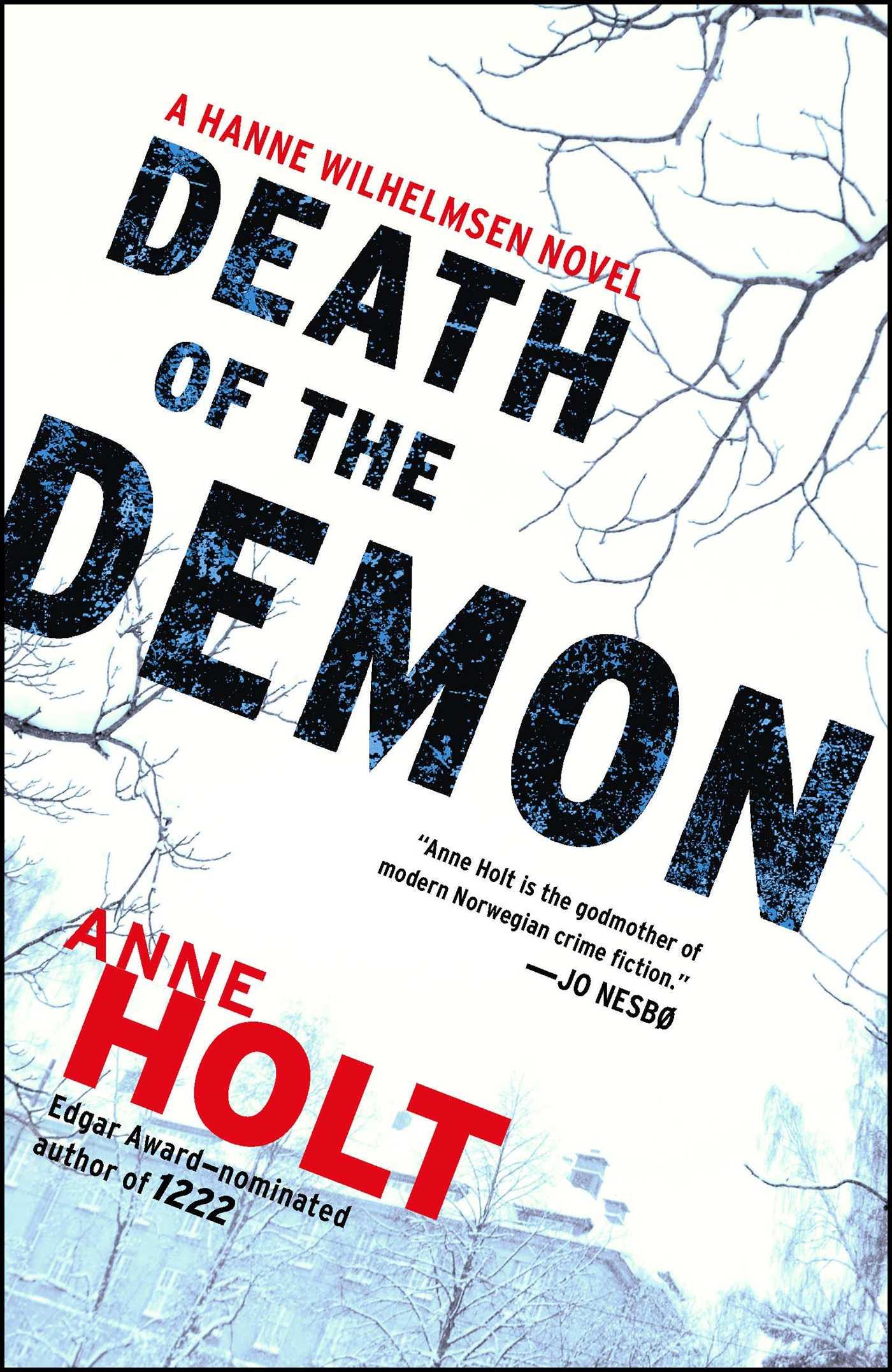 Death of the demon 9781451634808 hr