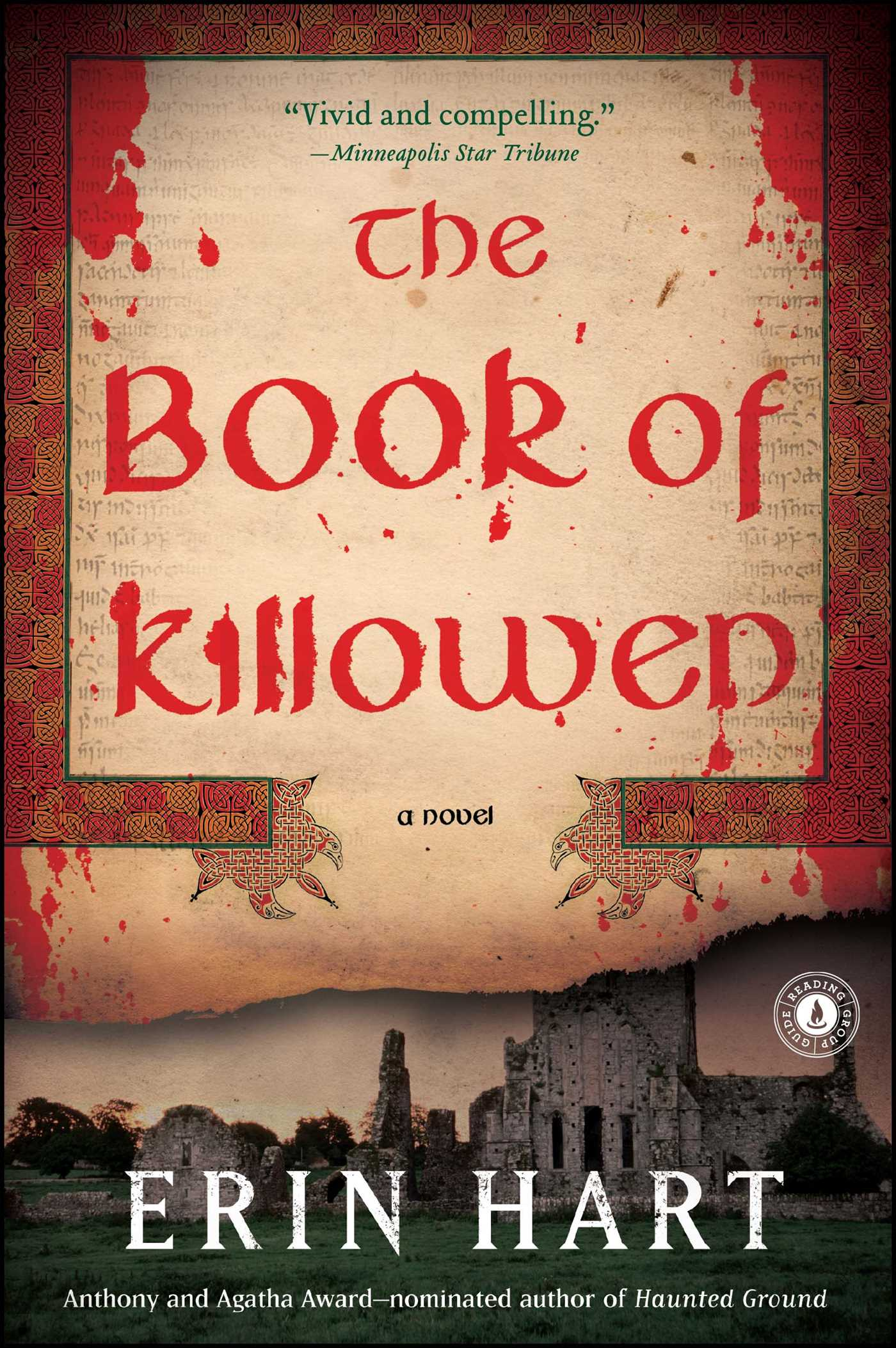 The book of killowen 9781451634853 hr