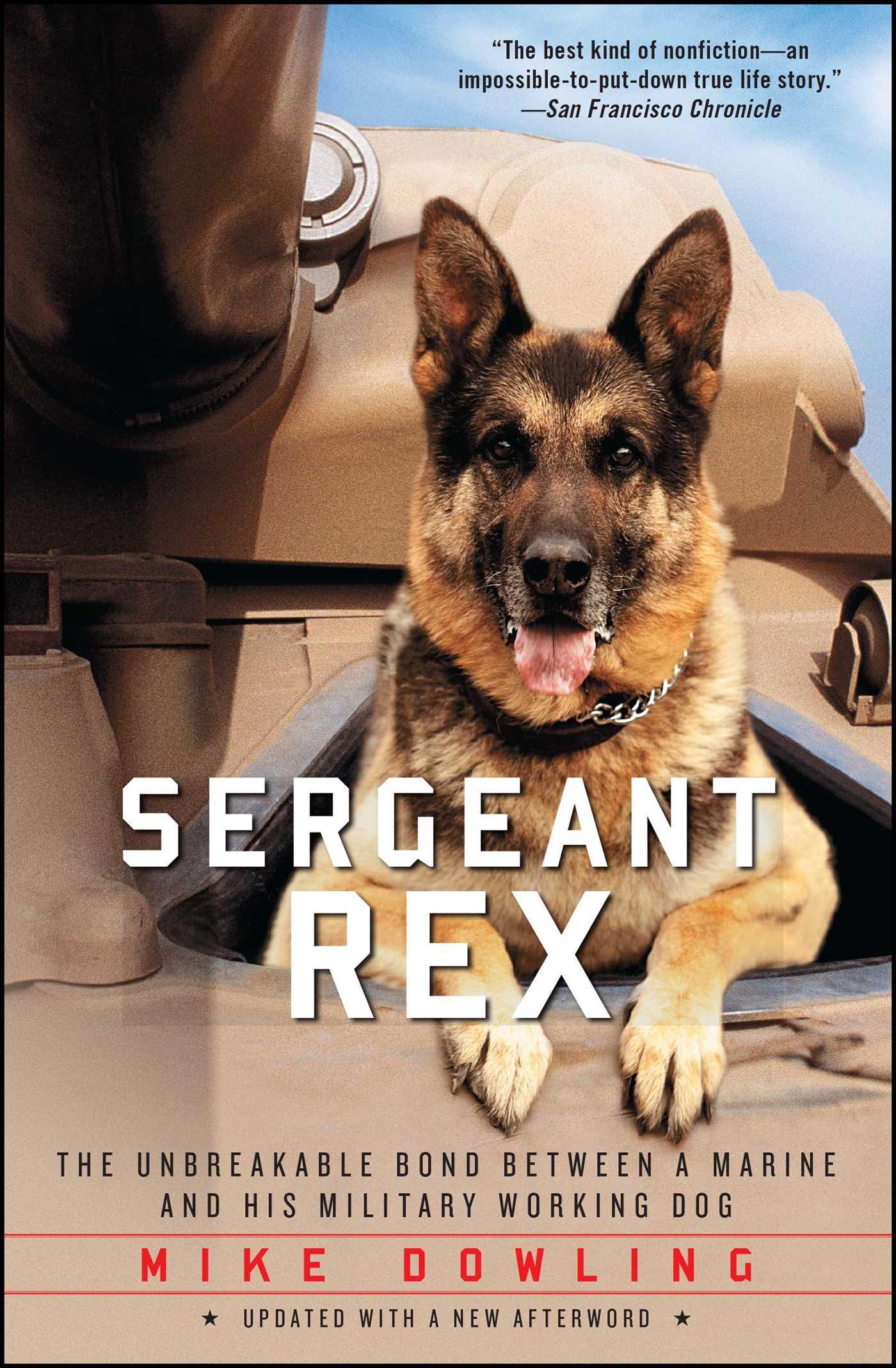 Sergeant rex 9781451635973 hr