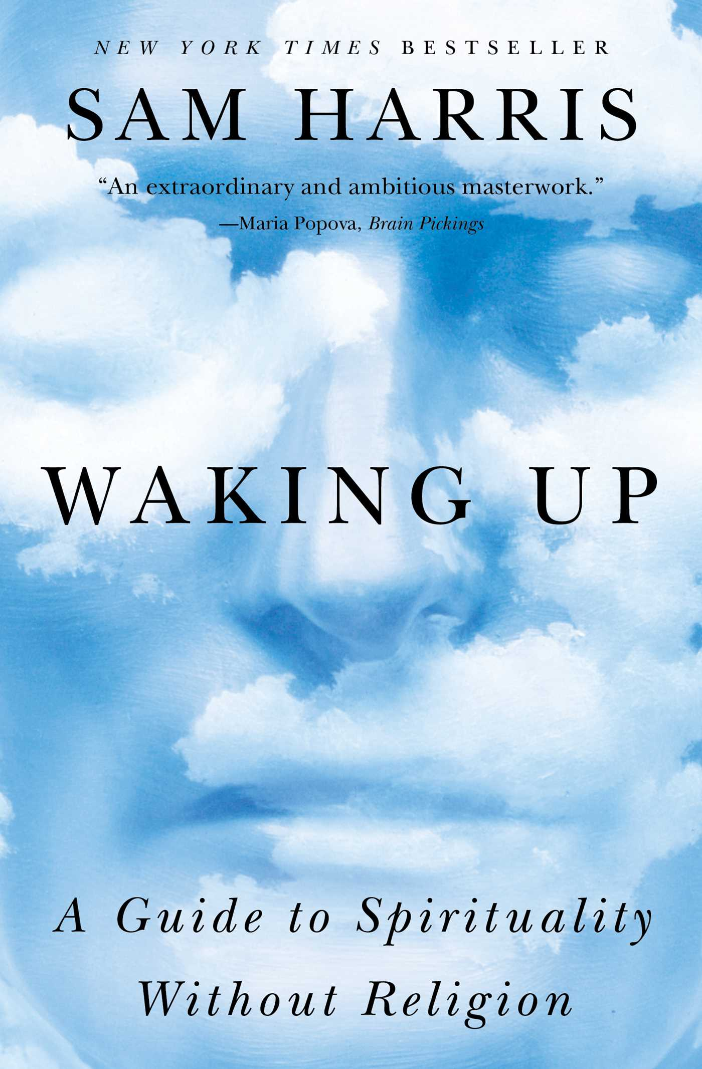 Waking Up Book By Sam Harris Official Publisher Page Simon
