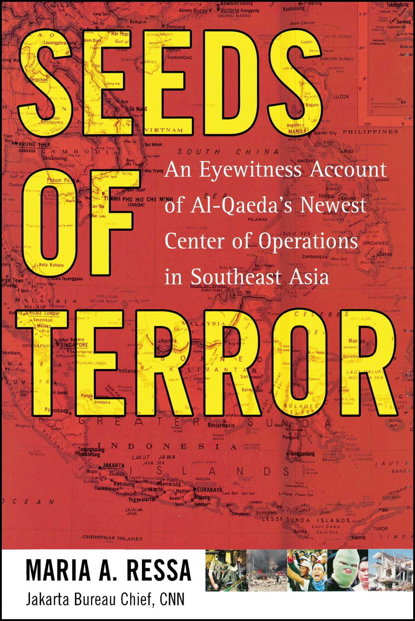 Seeds of terror 9781451636345 hr