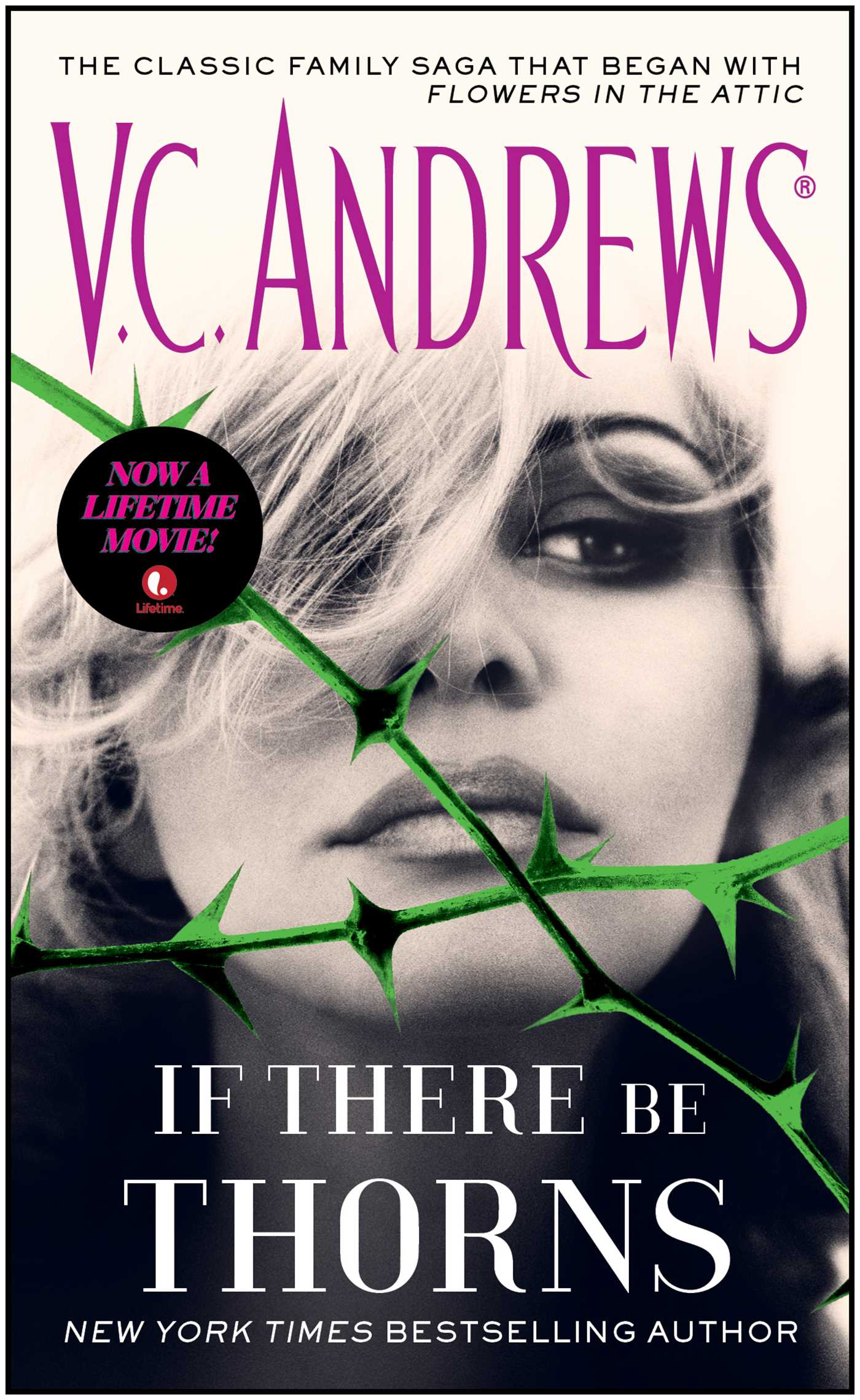 if there be thorns by v.c andrews essay This one-page guide includes a plot summary and brief analysis of if there be thorns by vc andrews if there be thorns,  culture in practice selected essays.