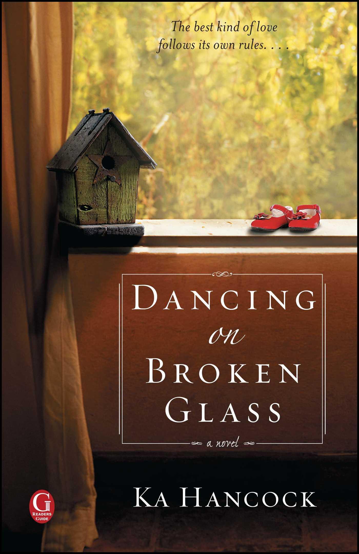 Dancing on broken glass 9781451637373 hr
