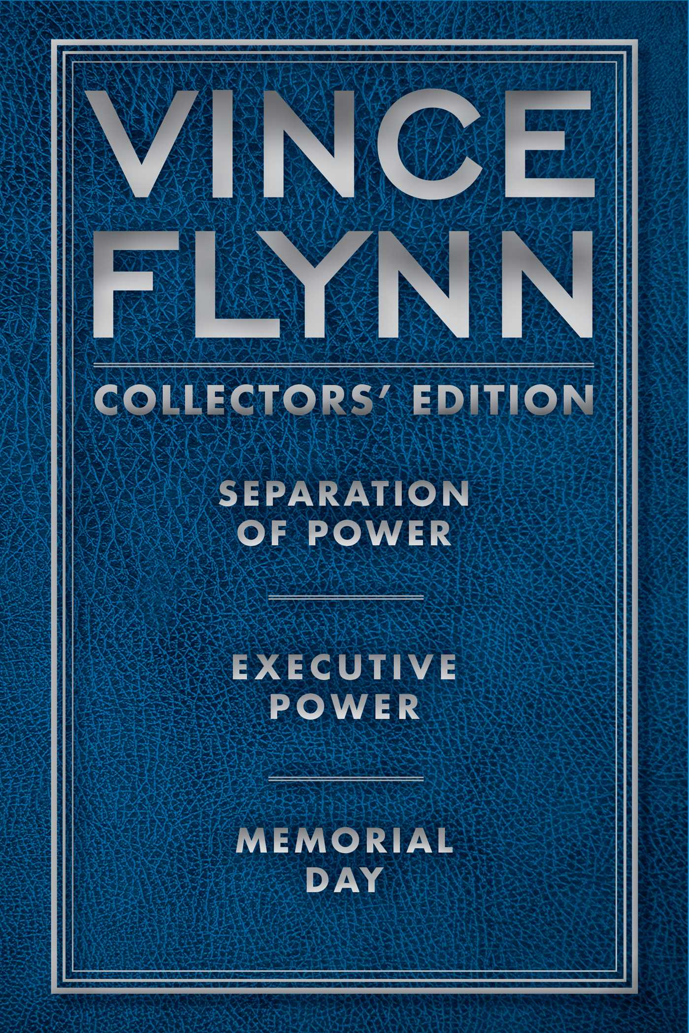 Vince flynn collectors edition 2 9781451639483 hr