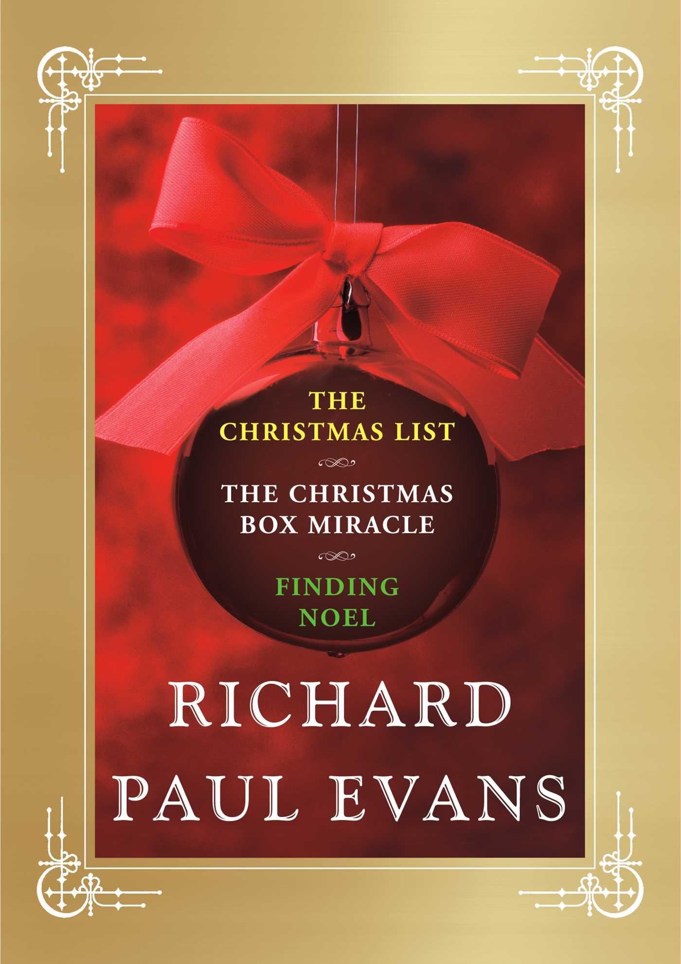 Richard paul evans ebook christmas set 9781451640144 hr