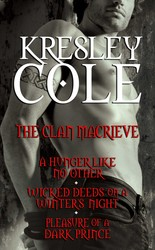 Kresley Cole Immortals After Dark: The Clan MacRieve
