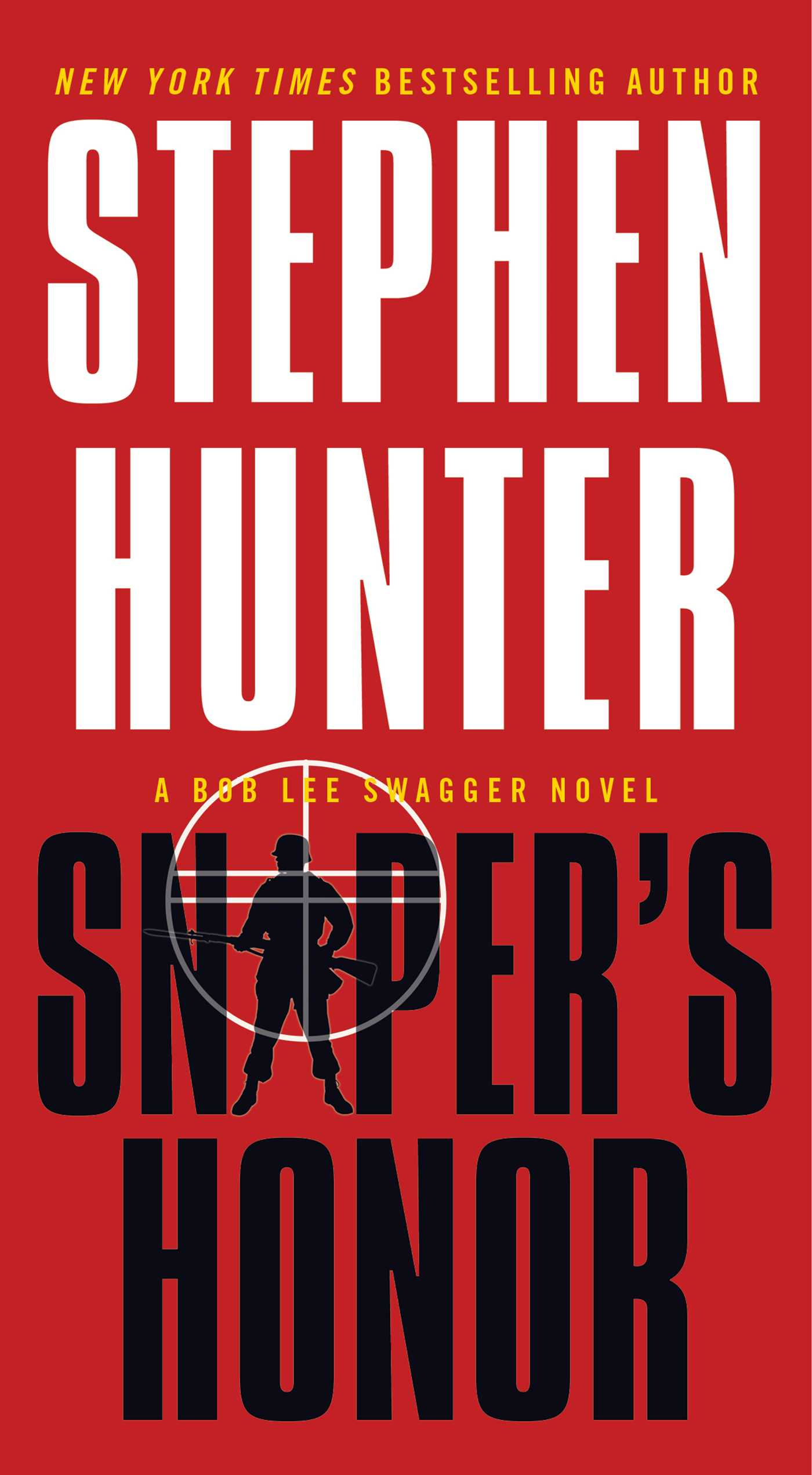 Book Cover Image (jpg): Sniper's Honor