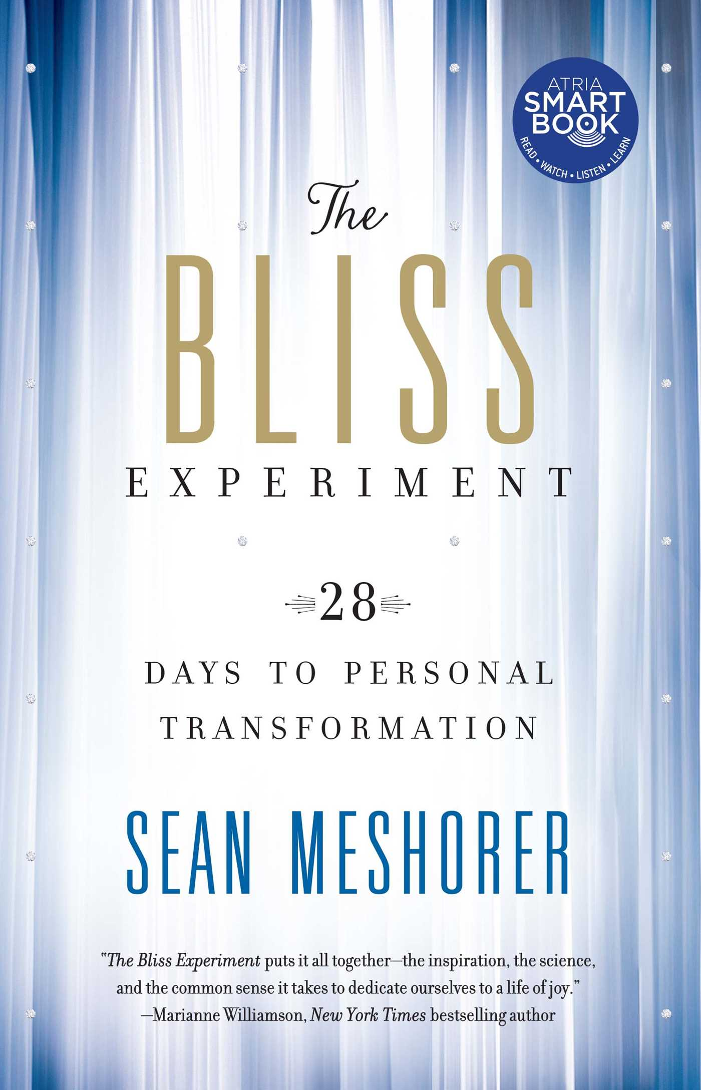 The bliss experiment 9781451642124 hr