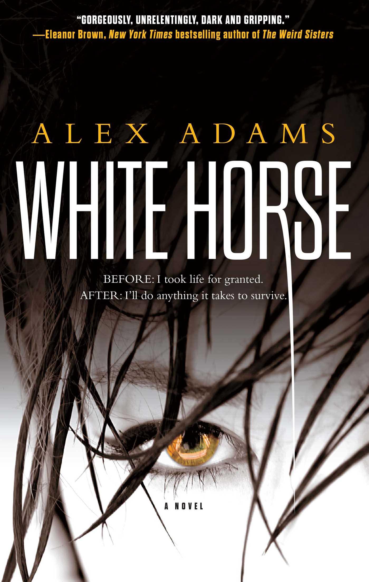 White horse 9781451643008 hr