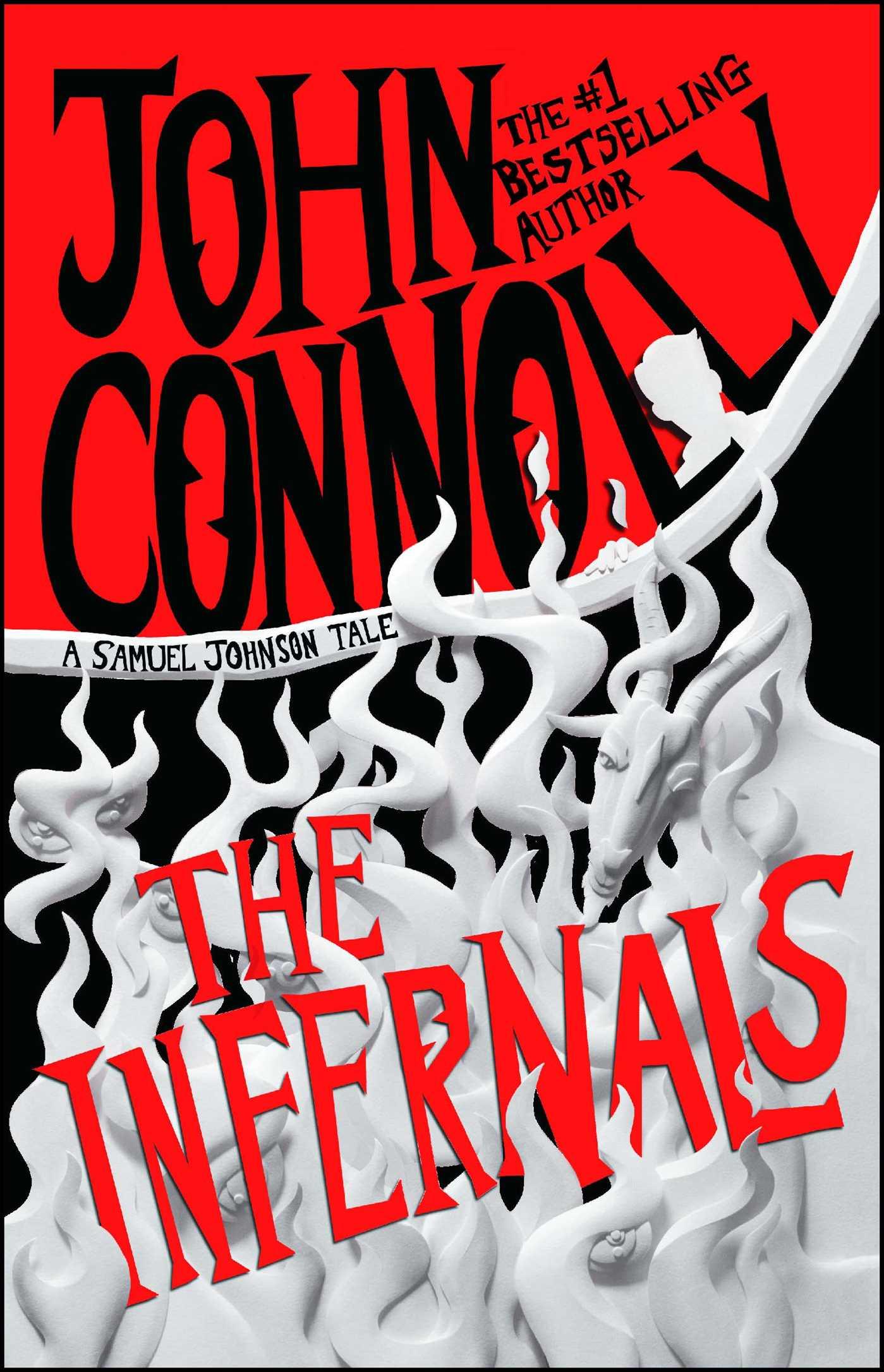 The infernals 9781451643091 hr