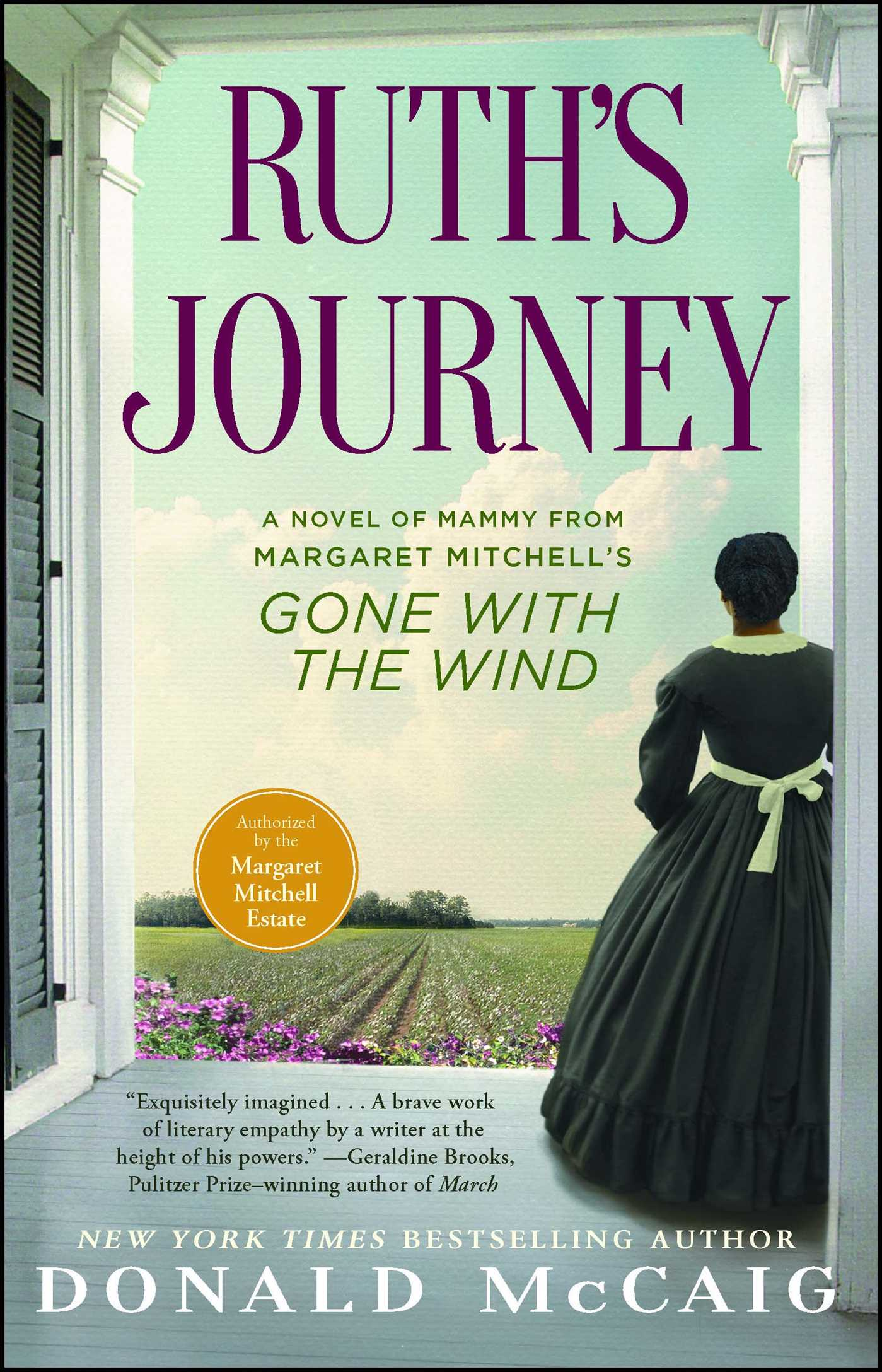 Ruth's Journey | Book by Donald McCaig | Official Publisher